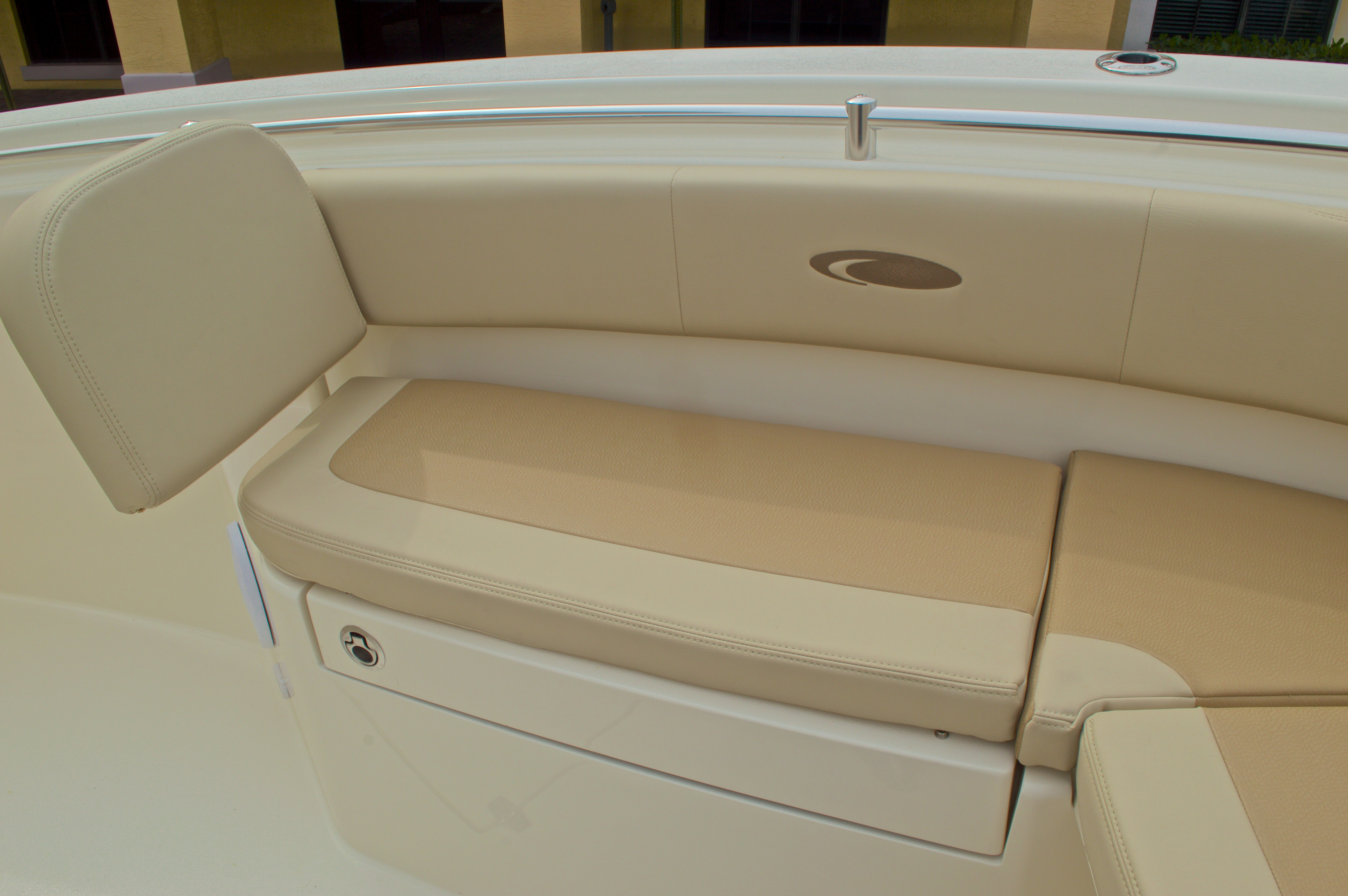 Thumbnail 48 for New 2016 Cobia 261 Center Console boat for sale in Vero Beach, FL