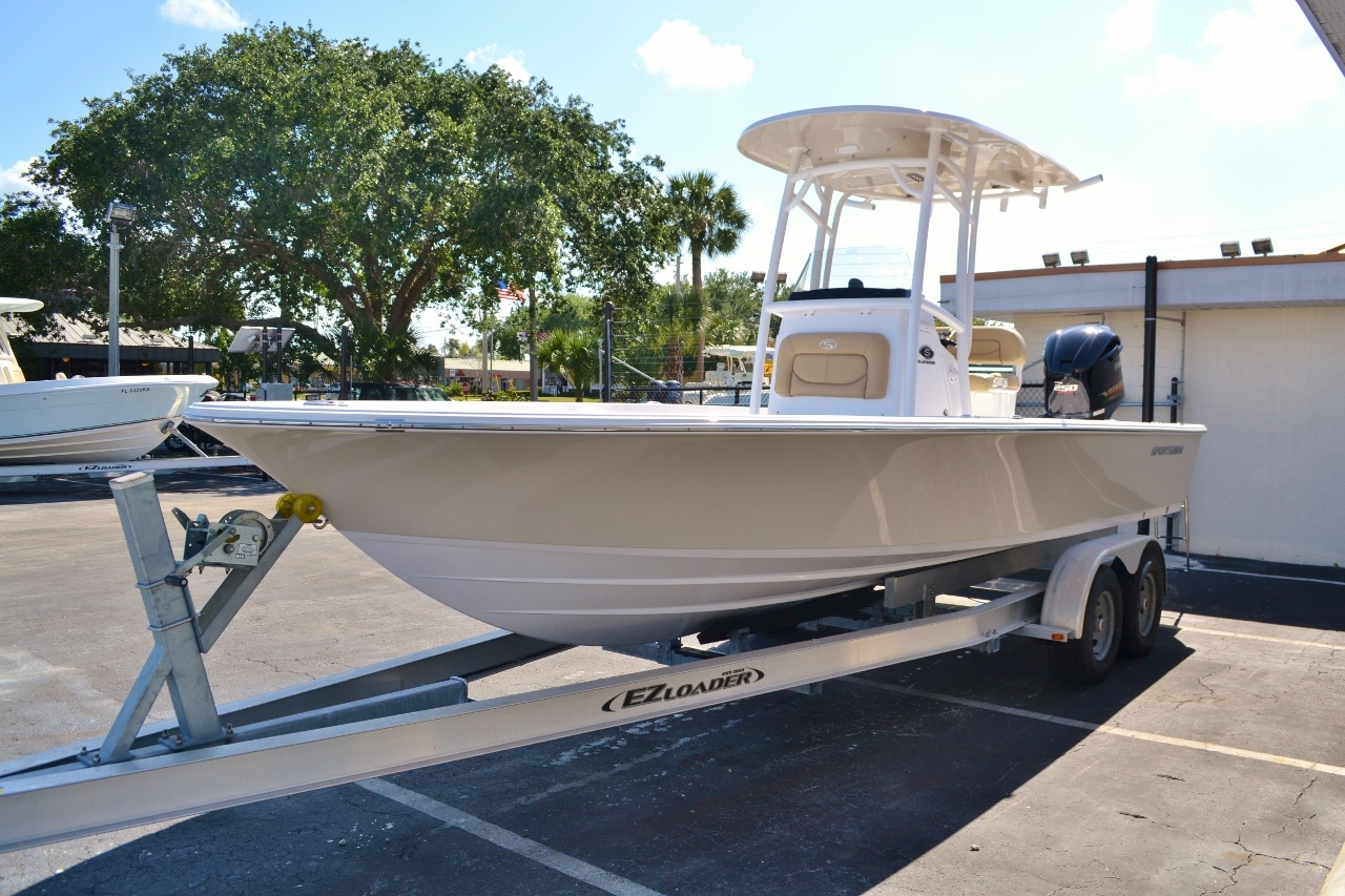 Thumbnail 3 for New 2016 Sportsman Masters 247 Bay Boat boat for sale in Miami, FL