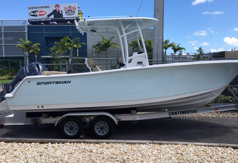 New 2016 Sportsman Heritage 231 Center Console boat for sale in Miami, FL