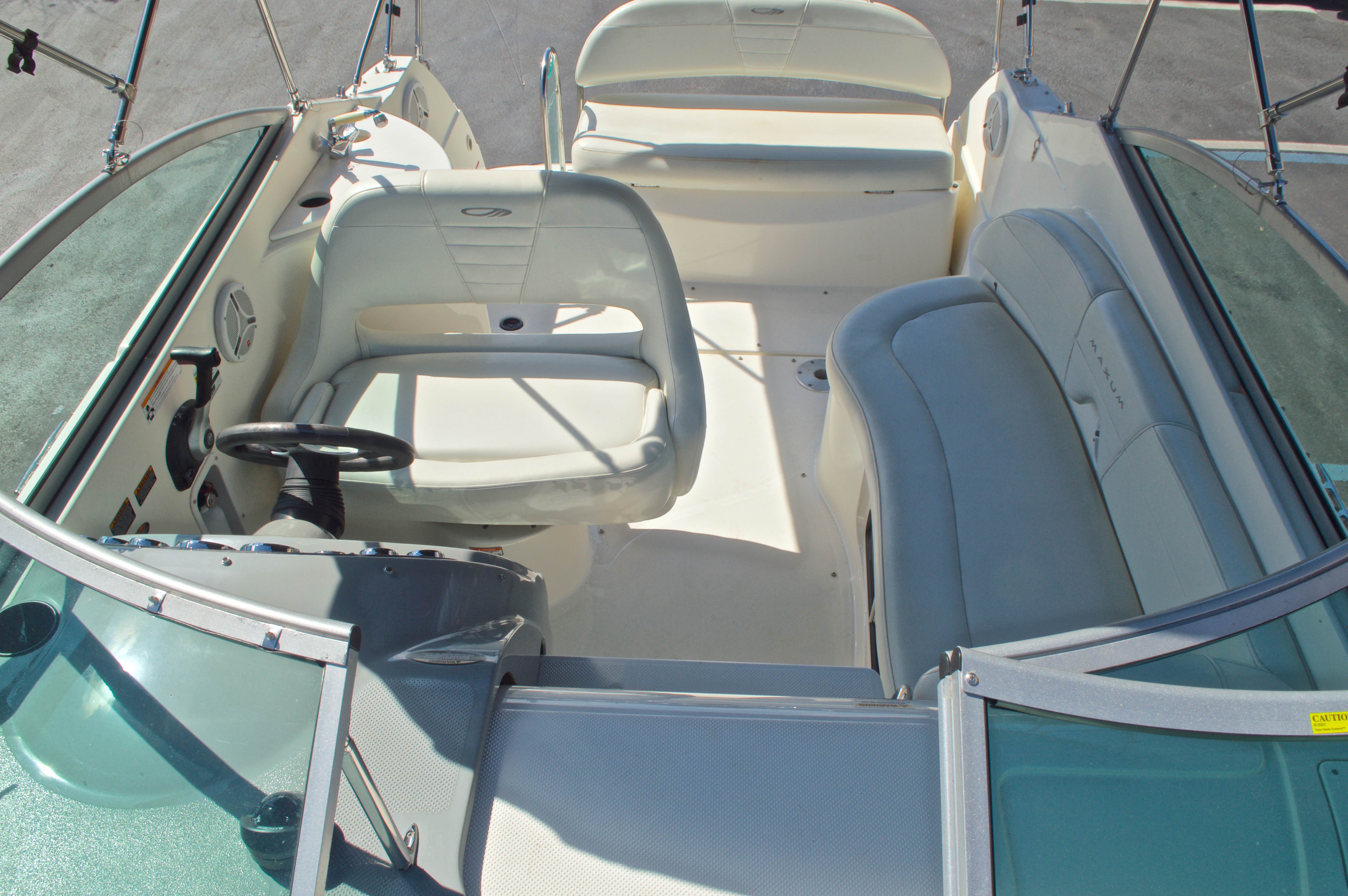 Thumbnail 40 for Used 2007 Maxum 2400 SE boat for sale in West Palm Beach, FL