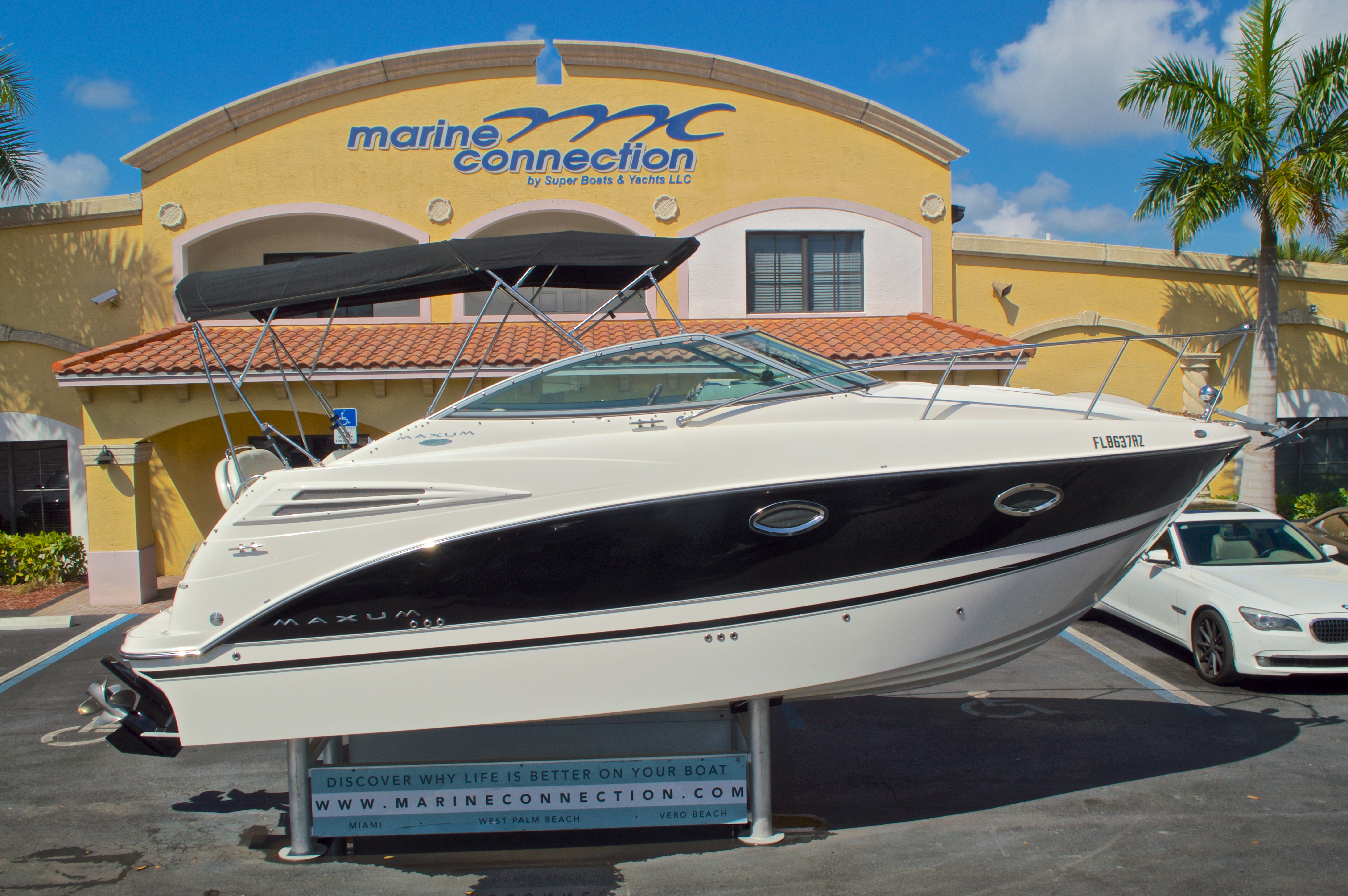 Used 2007 Maxum 2400 SE boat for sale in West Palm Beach, FL