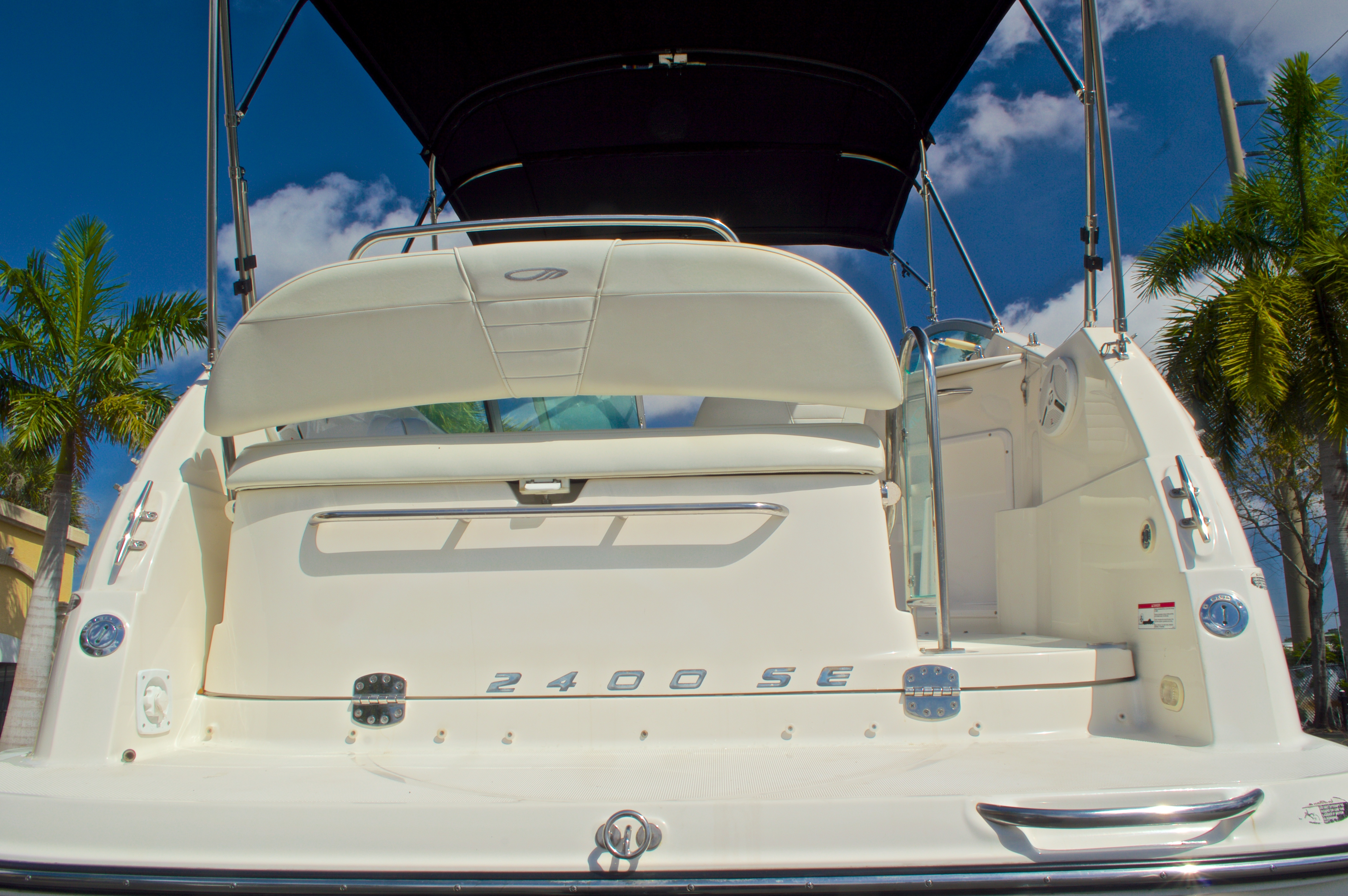 Thumbnail 10 for Used 2007 Maxum 2400 SE boat for sale in West Palm Beach, FL