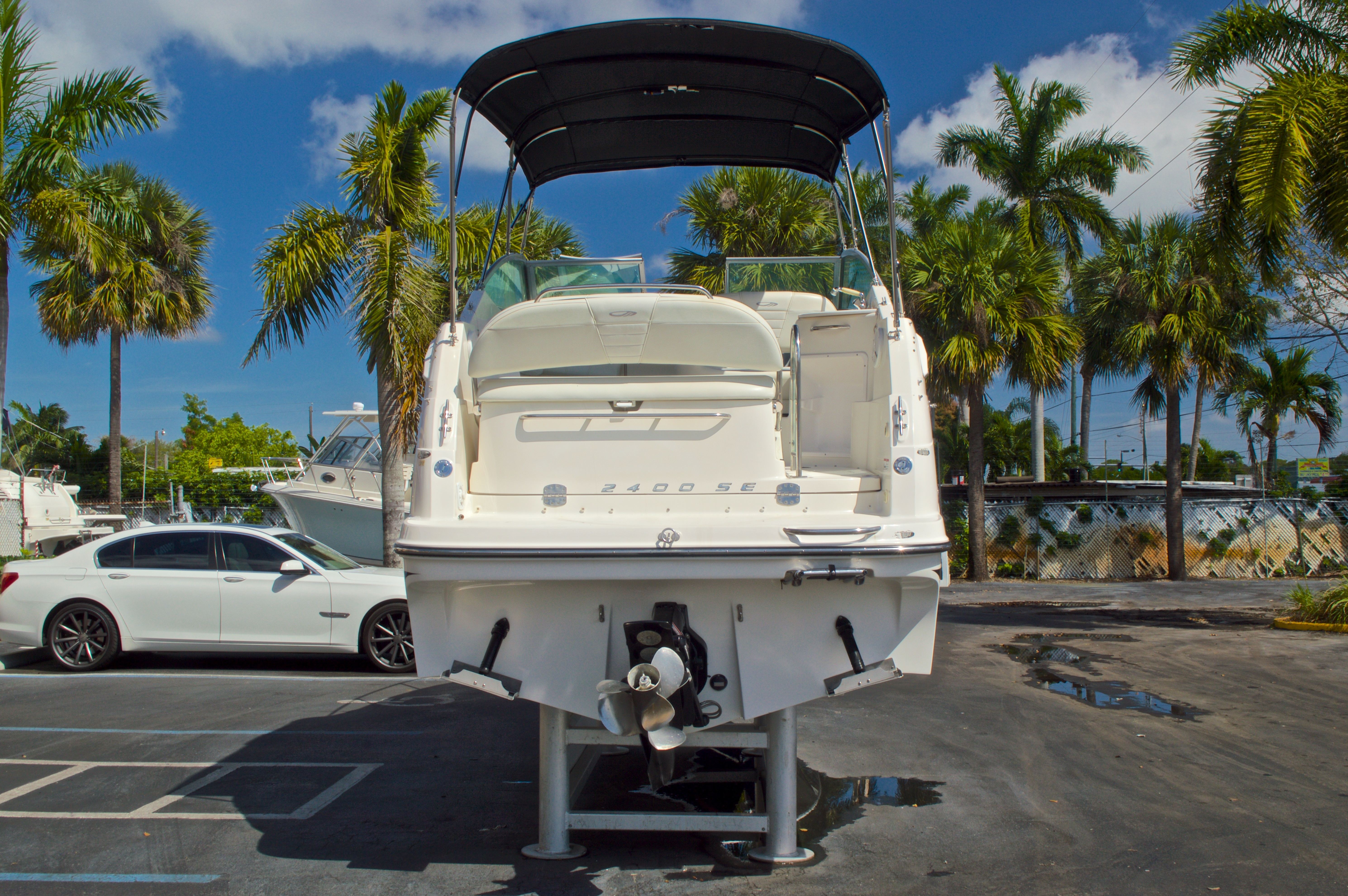 Thumbnail 7 for Used 2007 Maxum 2400 SE boat for sale in West Palm Beach, FL