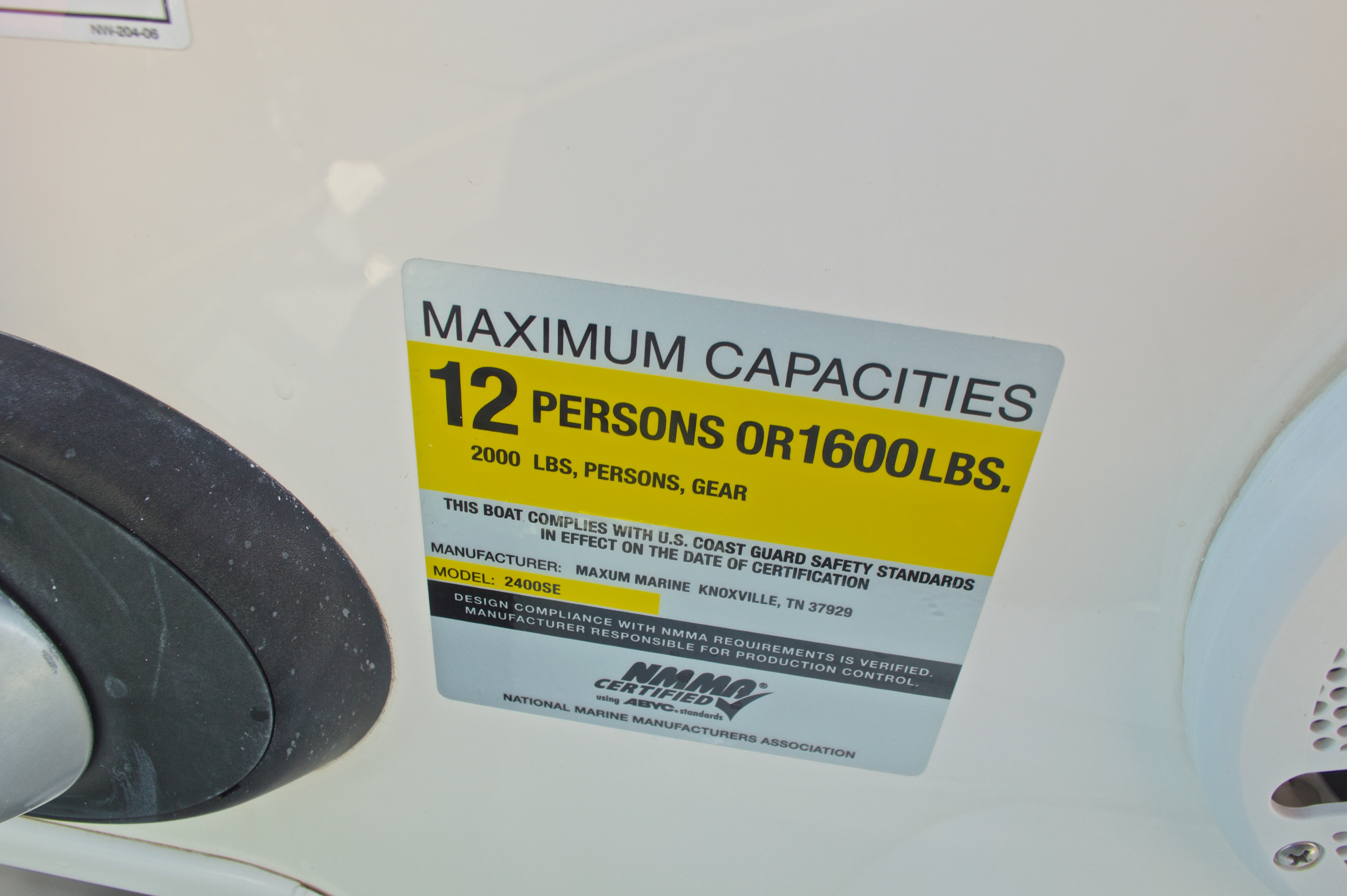 Thumbnail 36 for Used 2007 Maxum 2400 SE boat for sale in West Palm Beach, FL