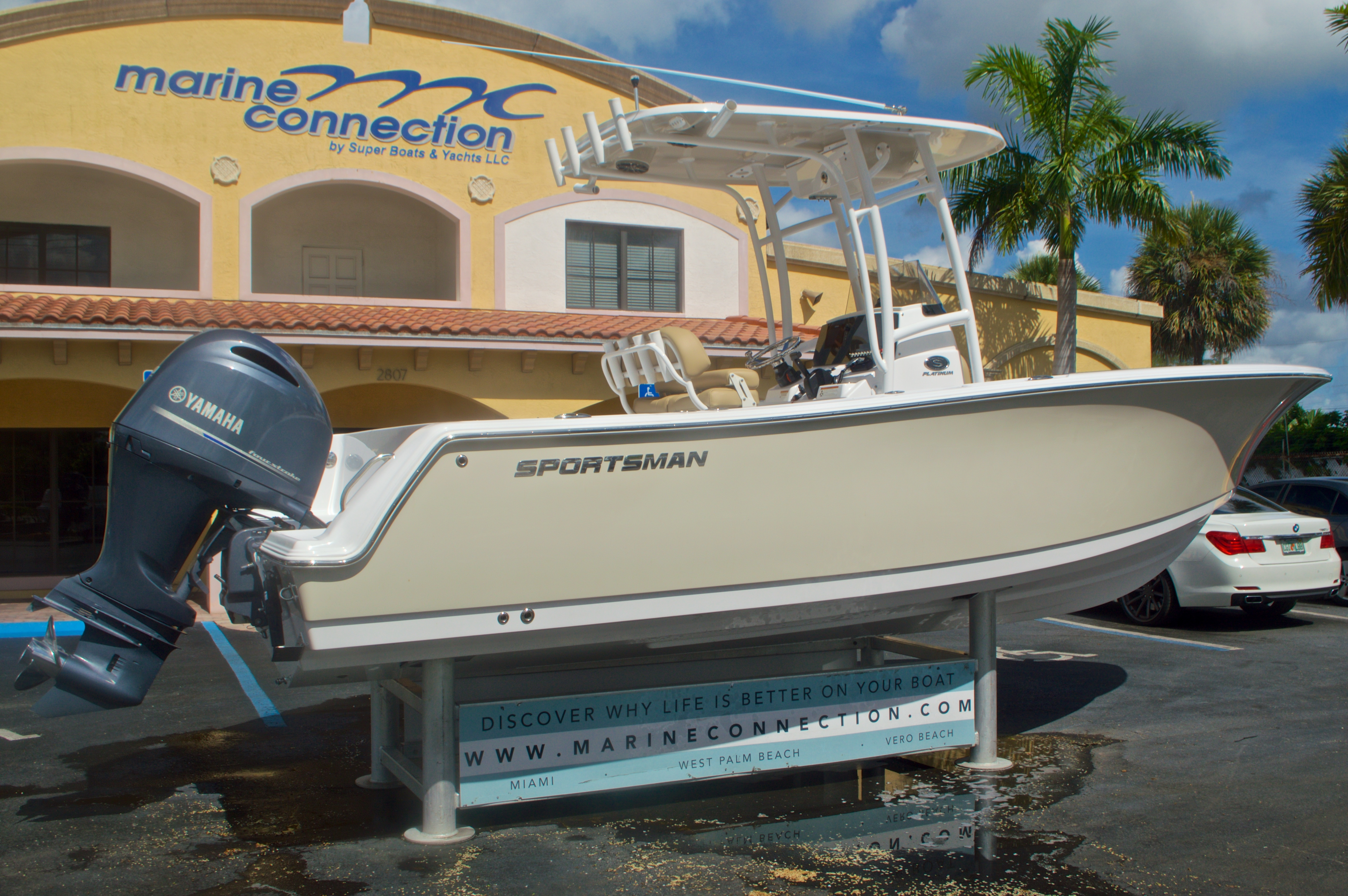 Thumbnail 7 for New 2016 Sportsman Heritage 231 Center Console boat for sale in Vero Beach, FL
