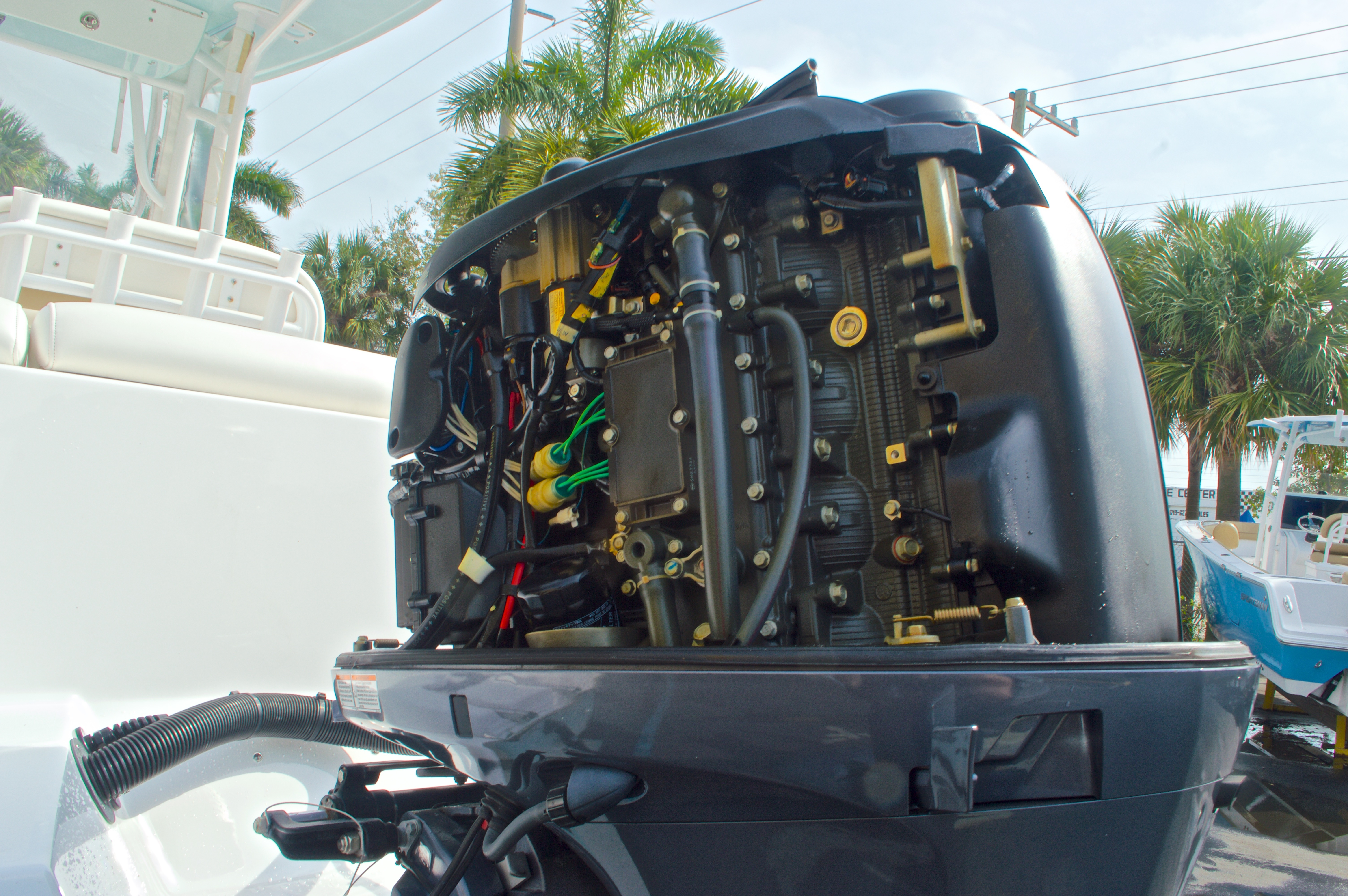 Thumbnail 12 for Used 2014 Sportsman Heritage 231 Center Console boat for sale in West Palm Beach, FL