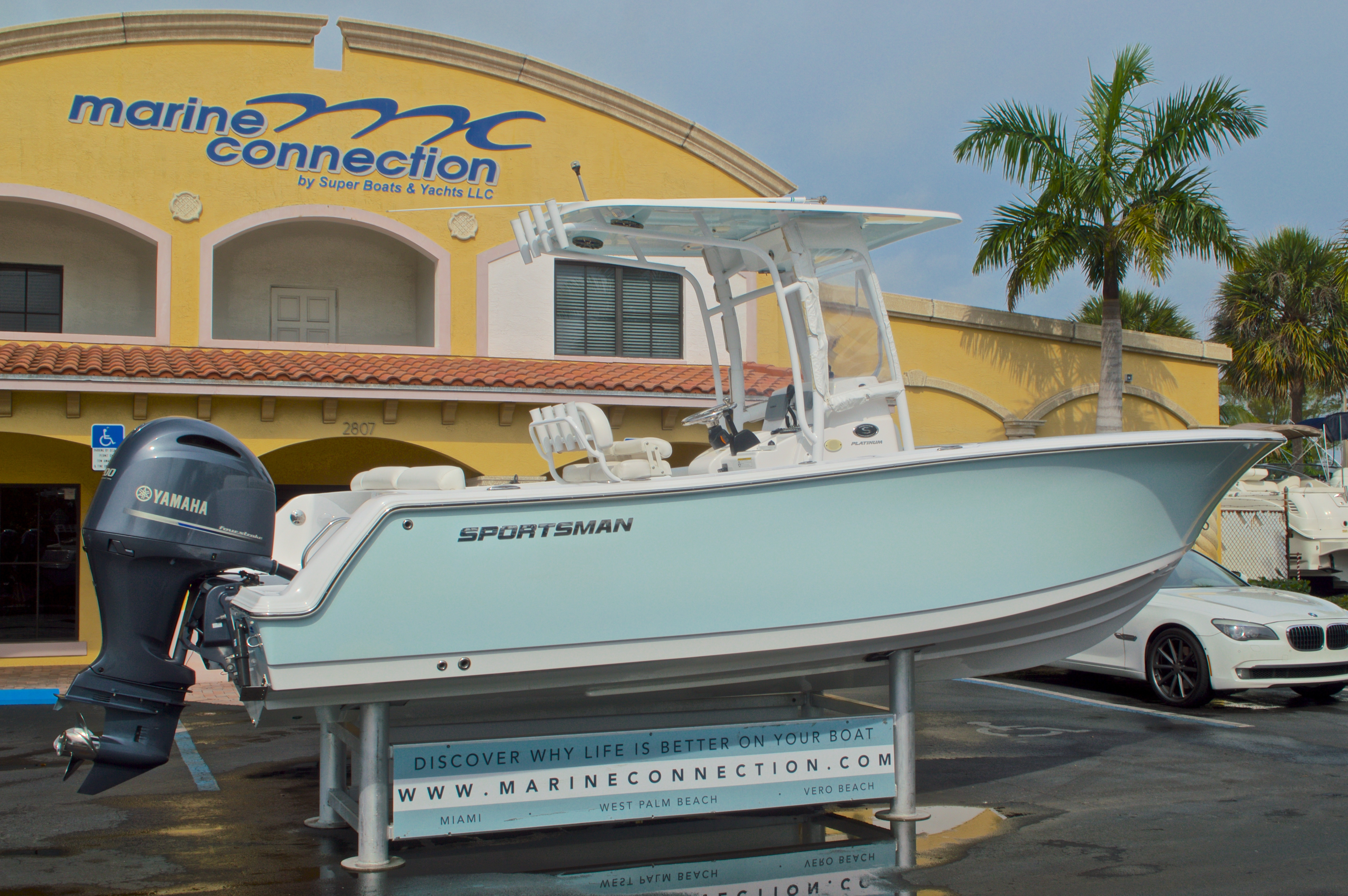 Thumbnail 7 for Used 2014 Sportsman Heritage 231 Center Console boat for sale in West Palm Beach, FL