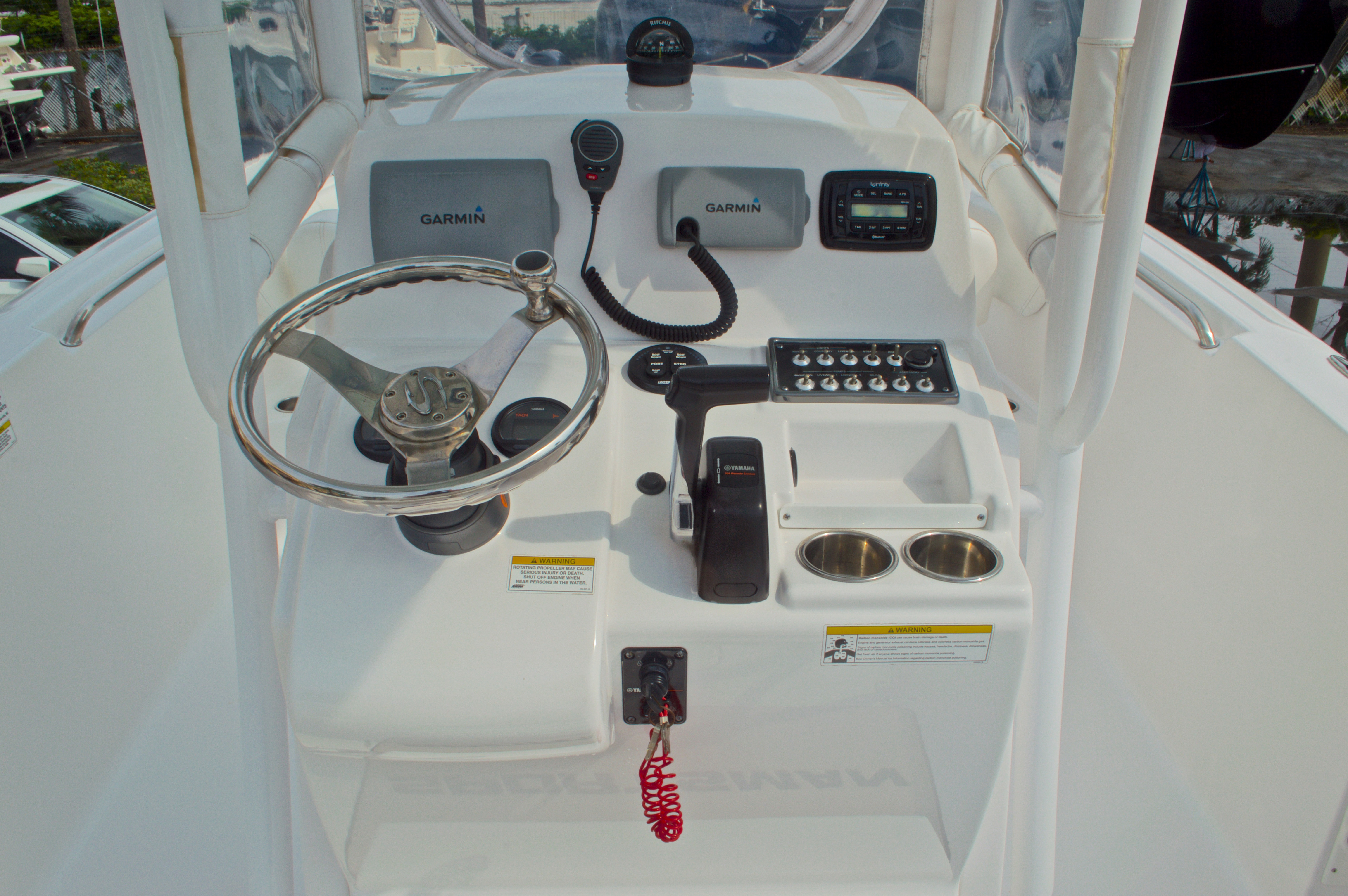 Thumbnail 31 for Used 2014 Sportsman Heritage 231 Center Console boat for sale in West Palm Beach, FL