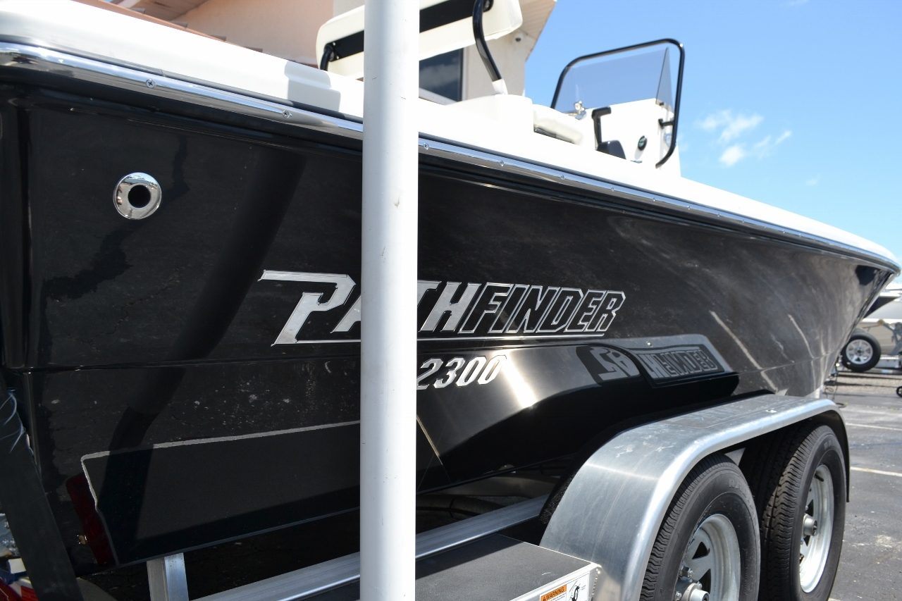 Thumbnail 9 for New 2016 Pathfinder 2300 HPS Bay Boat boat for sale in Vero Beach, FL