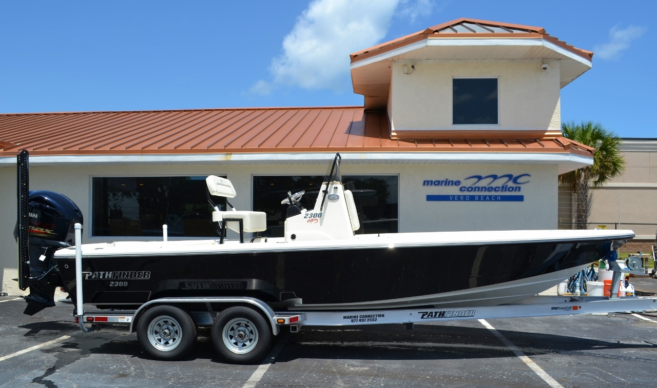 New 2016 Pathfinder 2300 HPS Bay Boat boat for sale in Vero Beach, FL