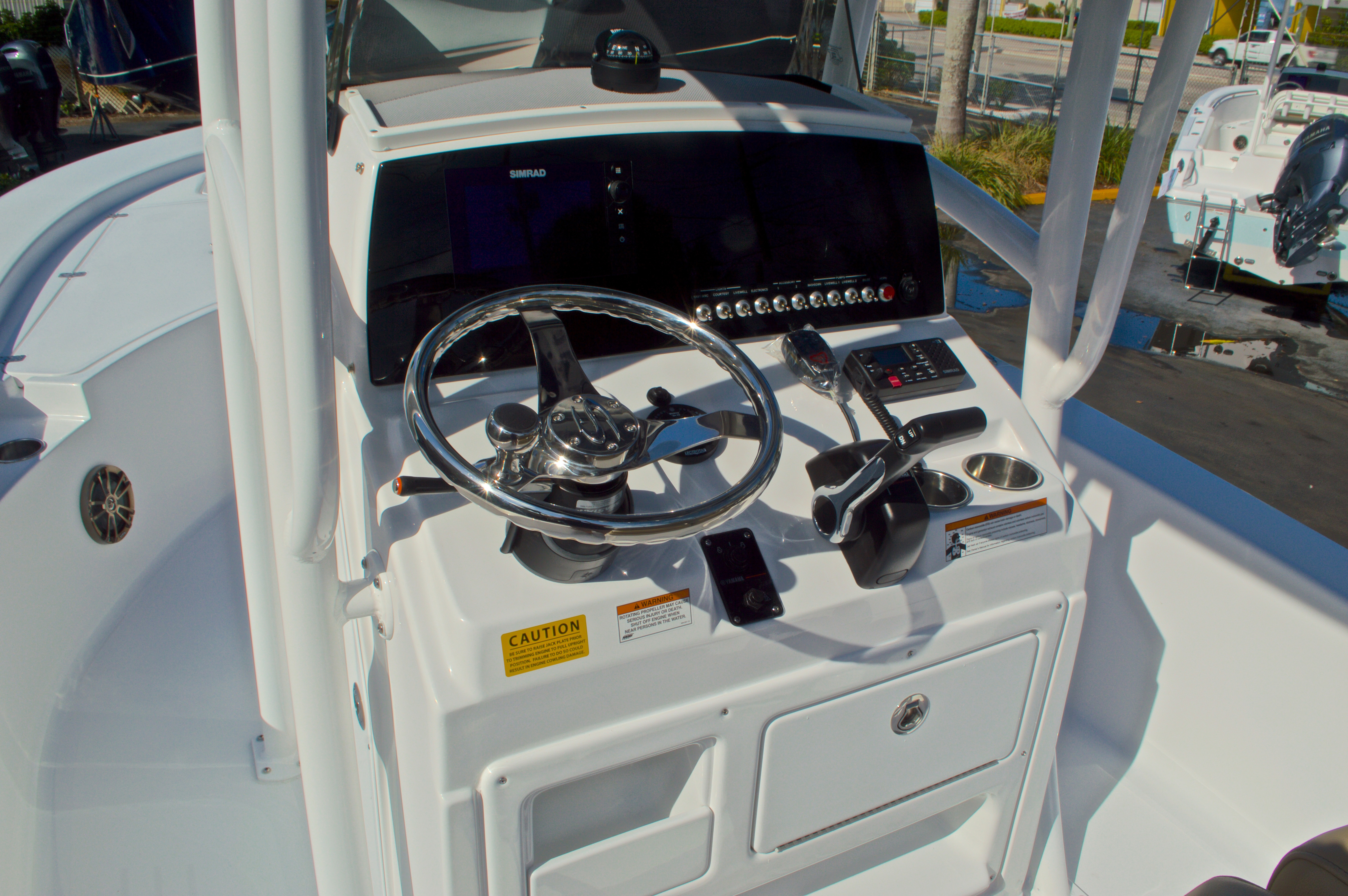 Thumbnail 24 for New 2016 Sportsman Masters 247 Bay Boat boat for sale in West Palm Beach, FL