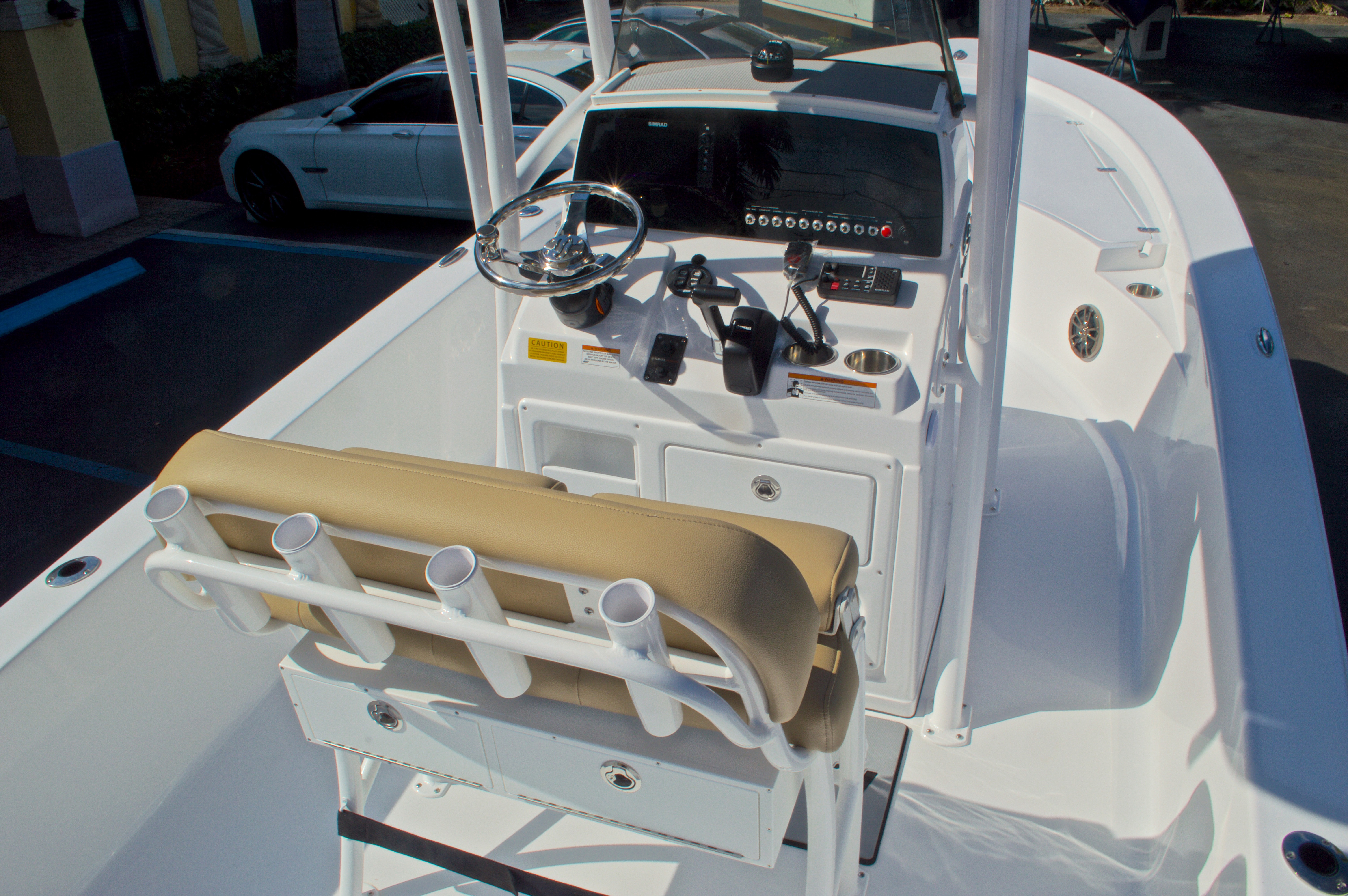 Thumbnail 12 for New 2016 Sportsman Masters 247 Bay Boat boat for sale in West Palm Beach, FL