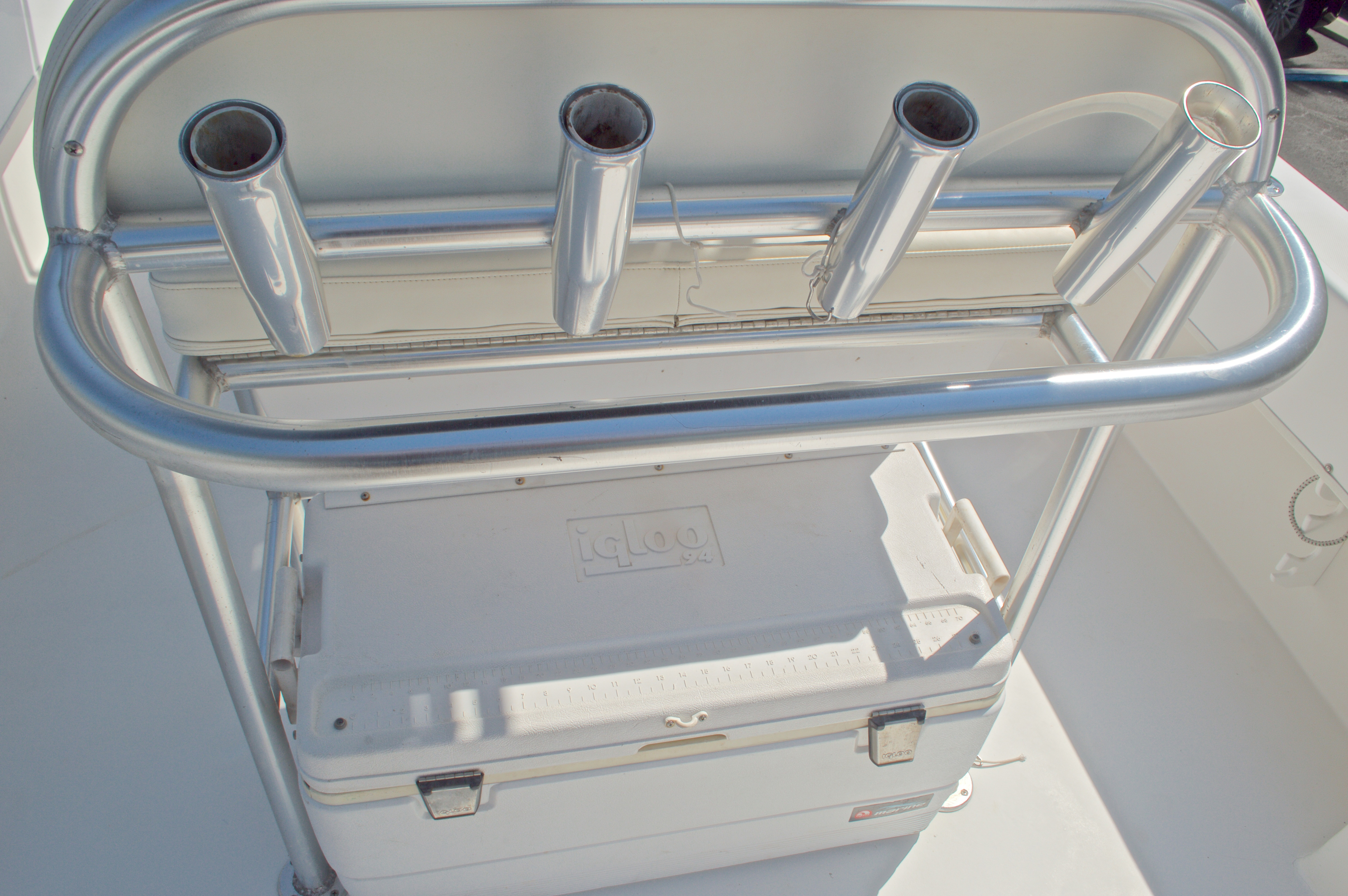 Thumbnail 26 for Used 2005 Twin Vee 26 CC Center Console boat for sale in West Palm Beach, FL