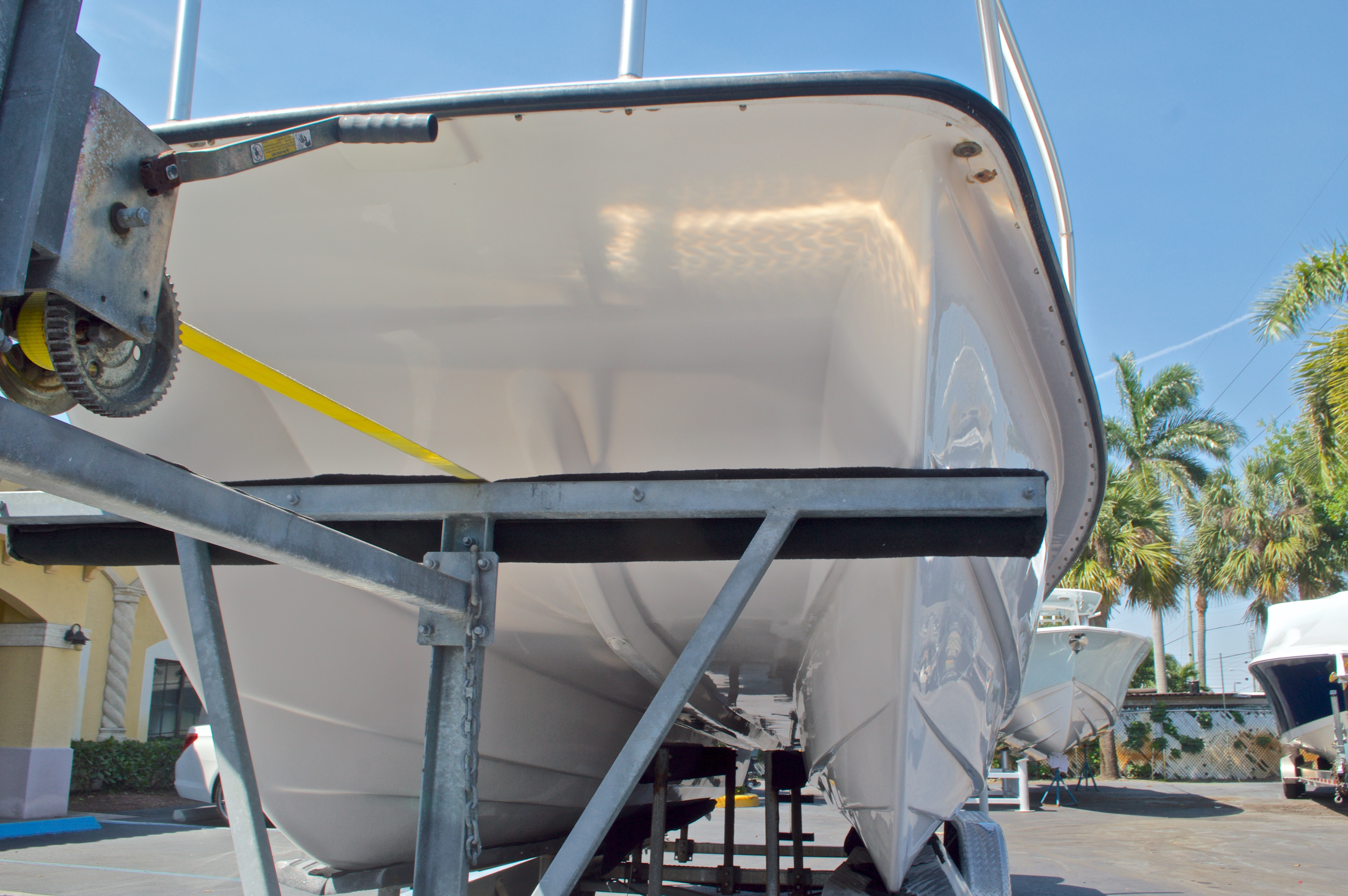 Thumbnail 8 for Used 2005 Twin Vee 26 CC Center Console boat for sale in West Palm Beach, FL
