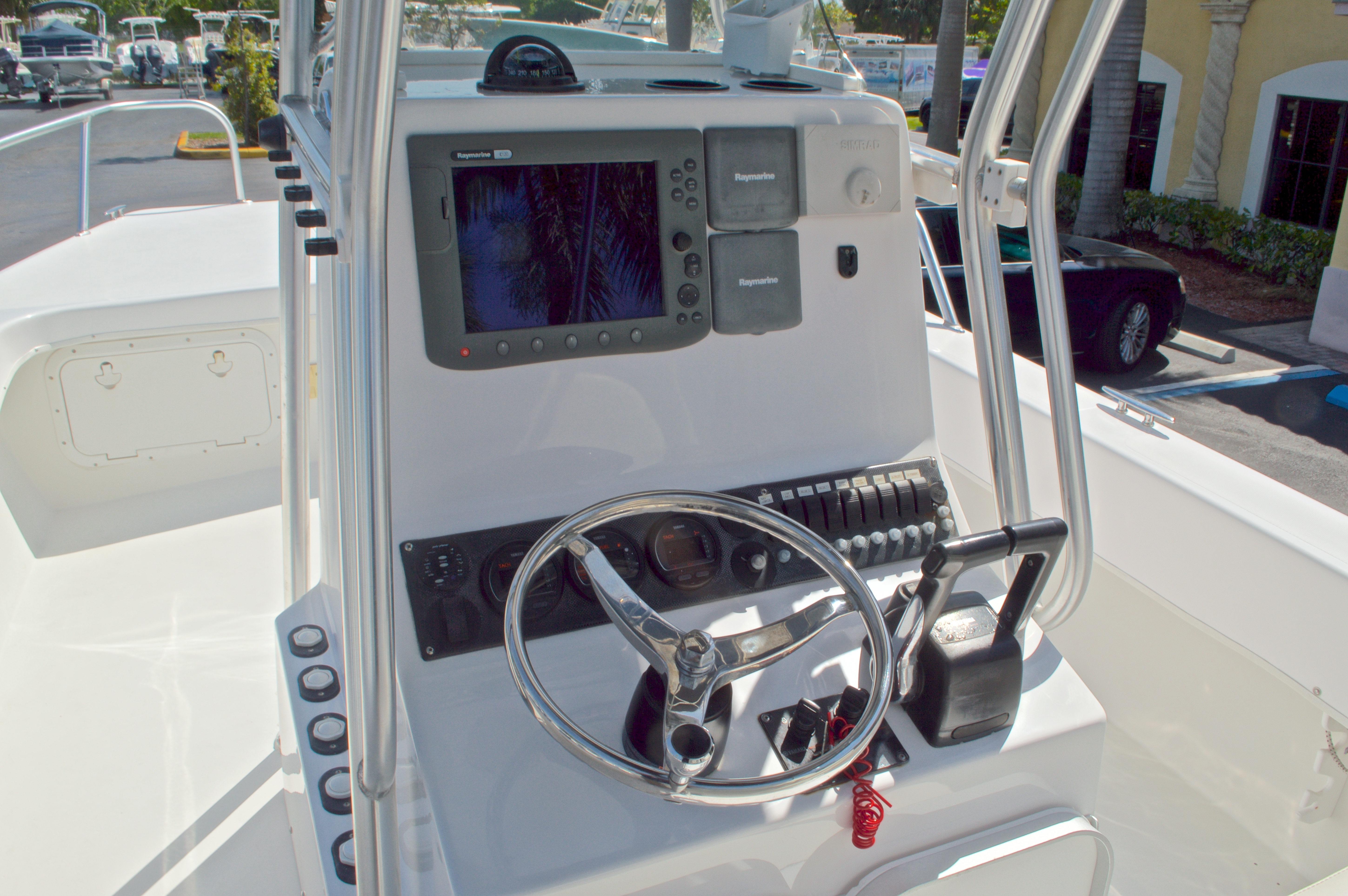 Thumbnail 30 for Used 2005 Twin Vee 26 CC Center Console boat for sale in West Palm Beach, FL