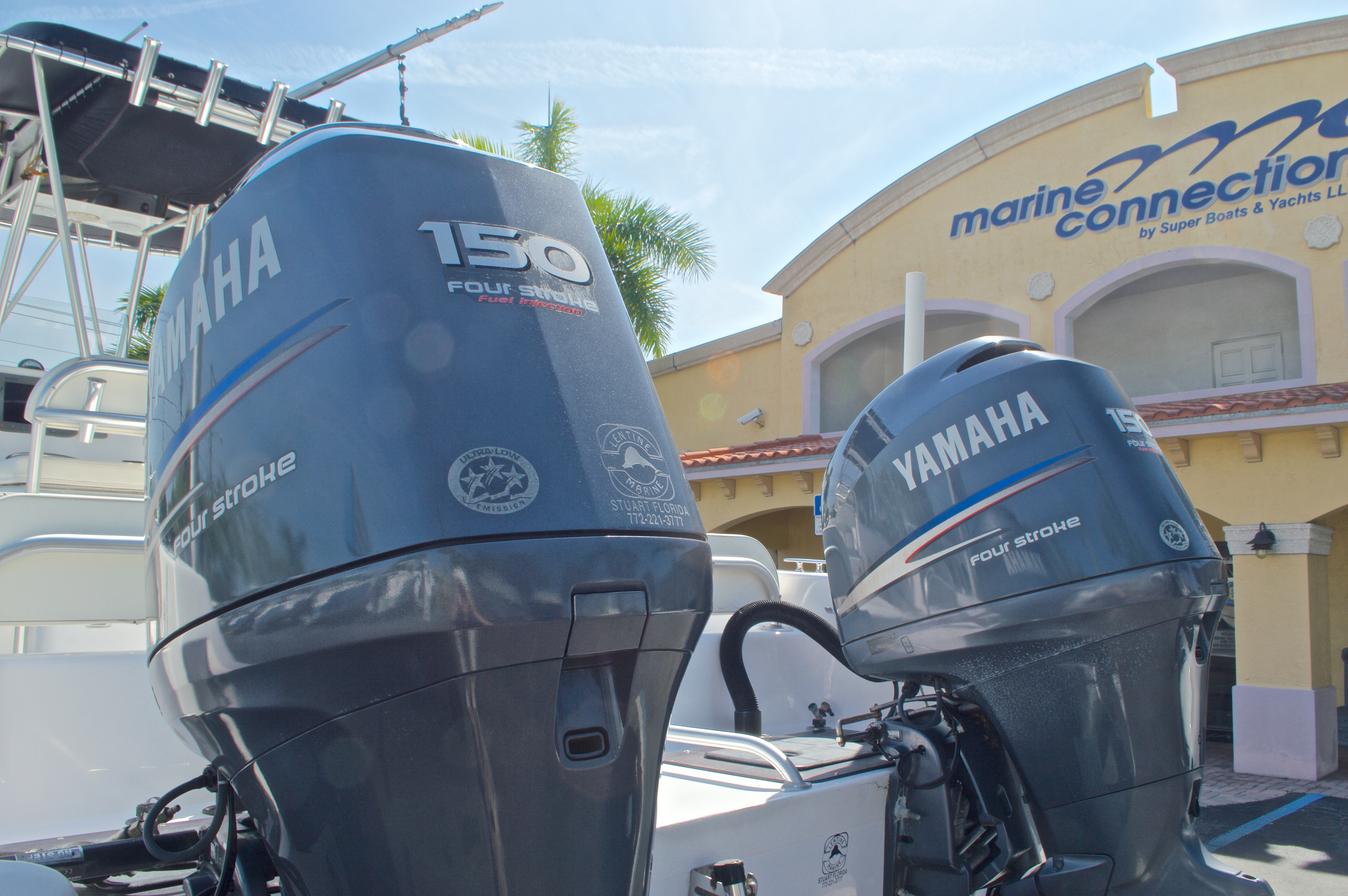 Thumbnail 54 for Used 2005 Twin Vee 26 CC Center Console boat for sale in West Palm Beach, FL