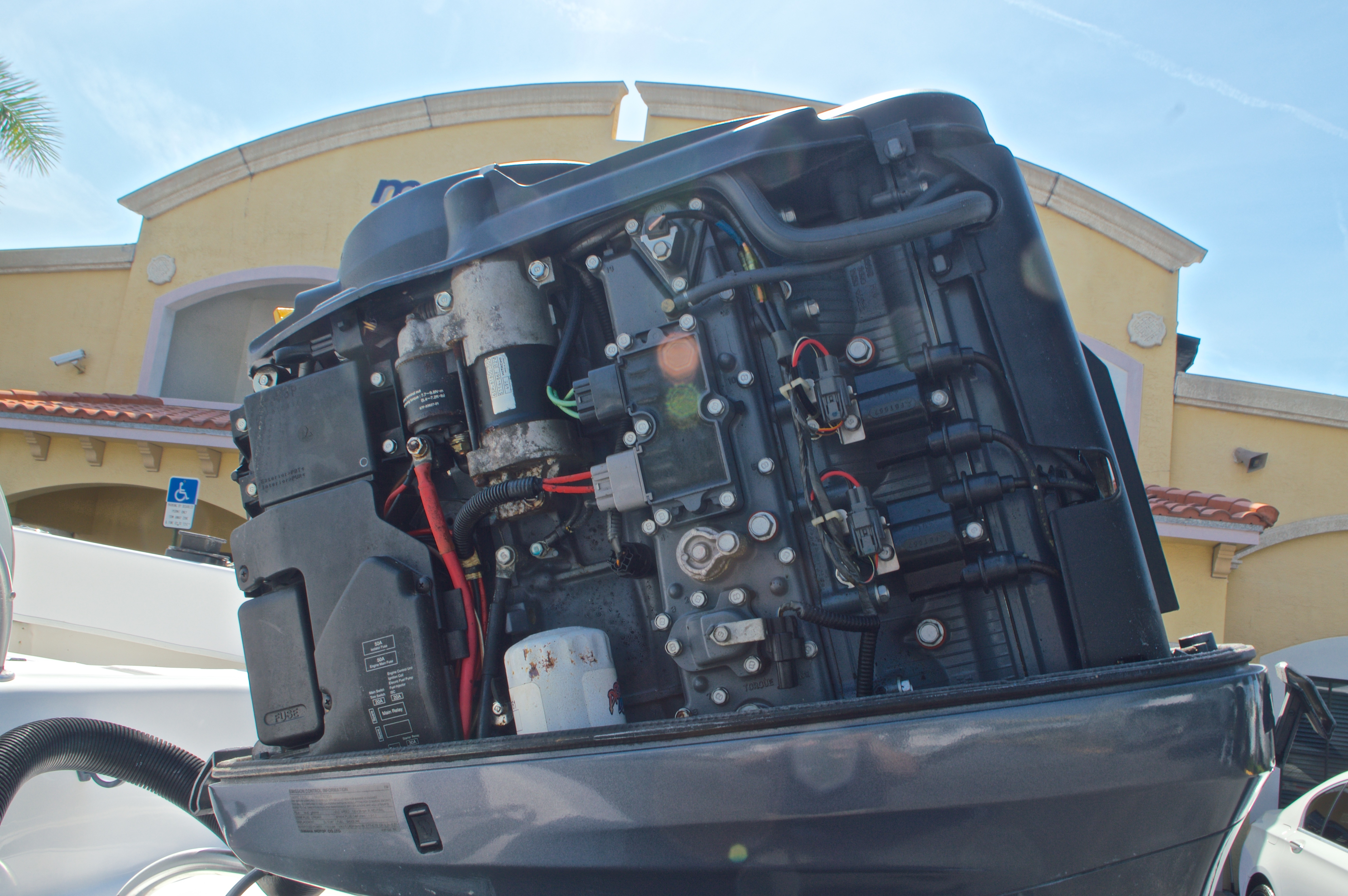 Thumbnail 56 for Used 2005 Twin Vee 26 CC Center Console boat for sale in West Palm Beach, FL