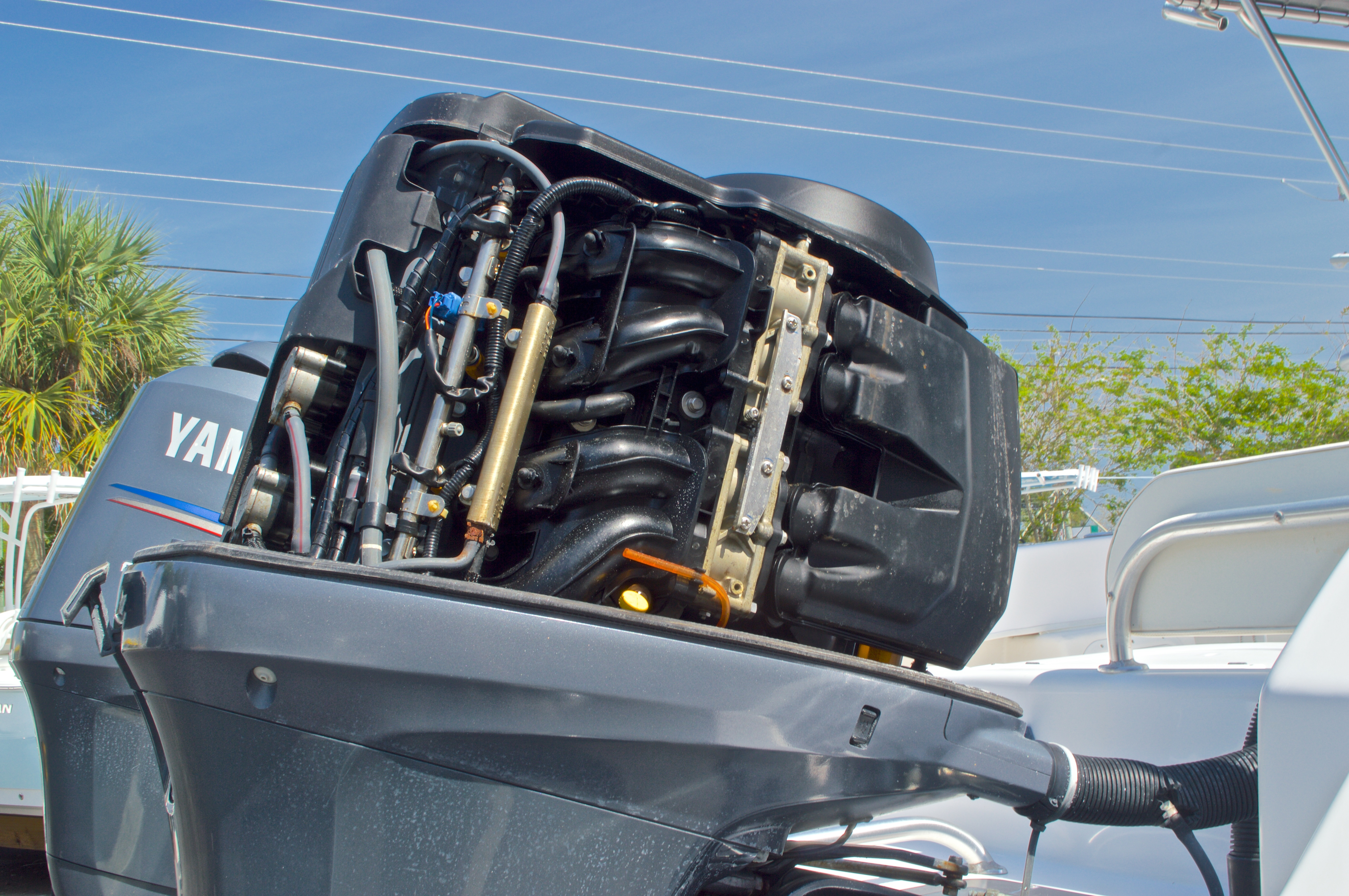 Thumbnail 57 for Used 2005 Twin Vee 26 CC Center Console boat for sale in West Palm Beach, FL