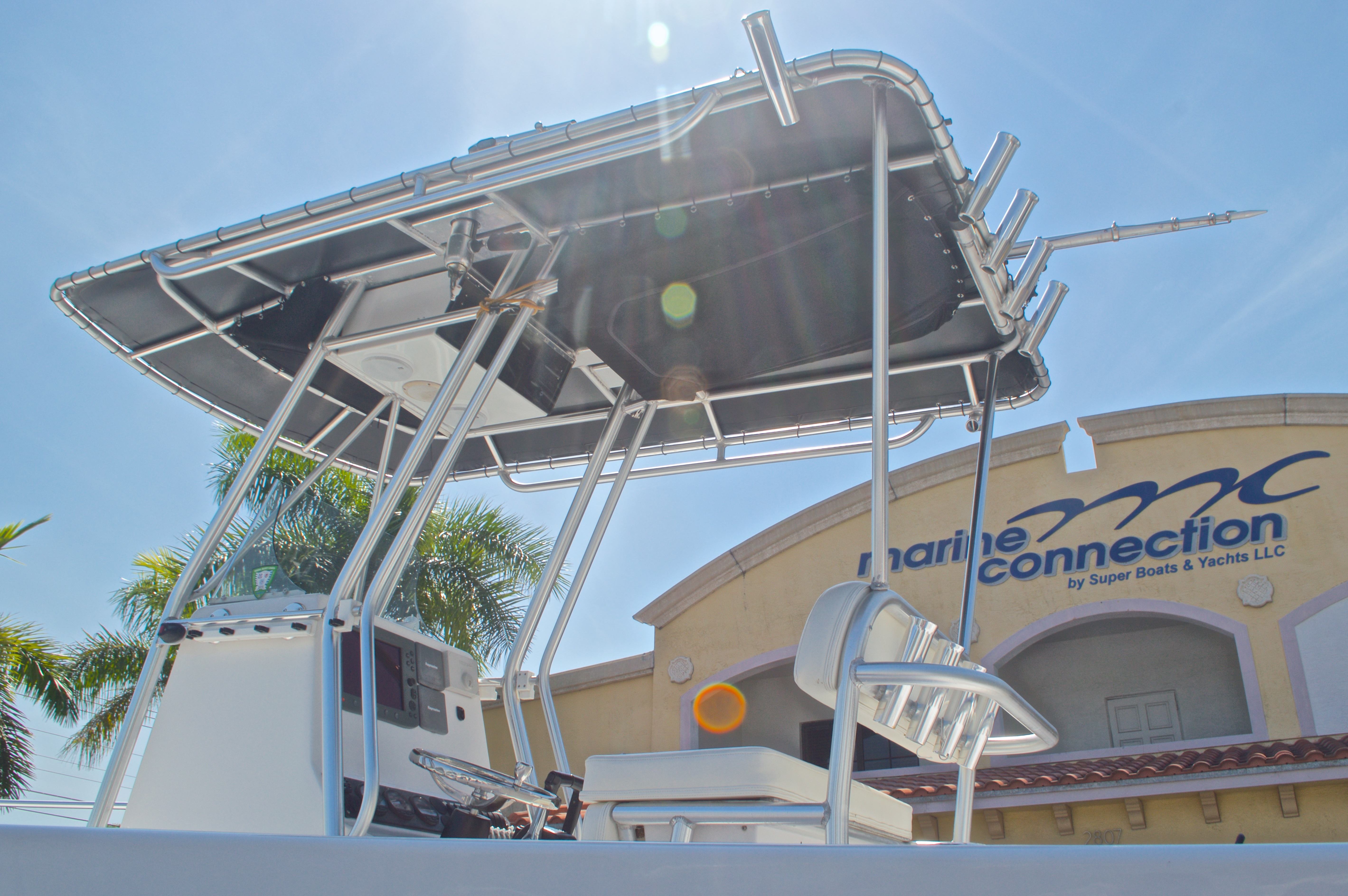 Thumbnail 10 for Used 2005 Twin Vee 26 CC Center Console boat for sale in West Palm Beach, FL