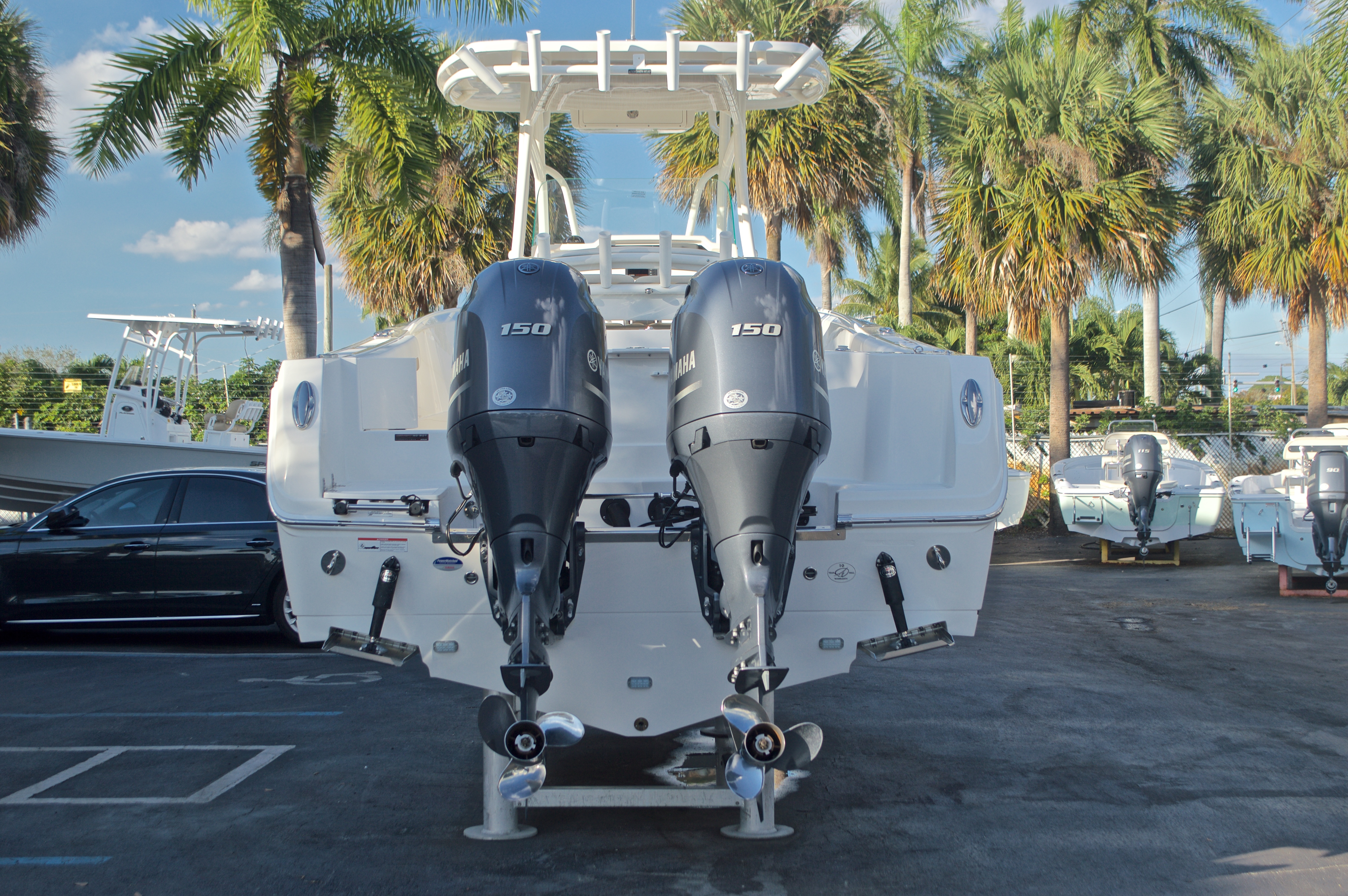 Thumbnail 7 for New 2016 Sailfish 270 CC Center Console boat for sale in Miami, FL