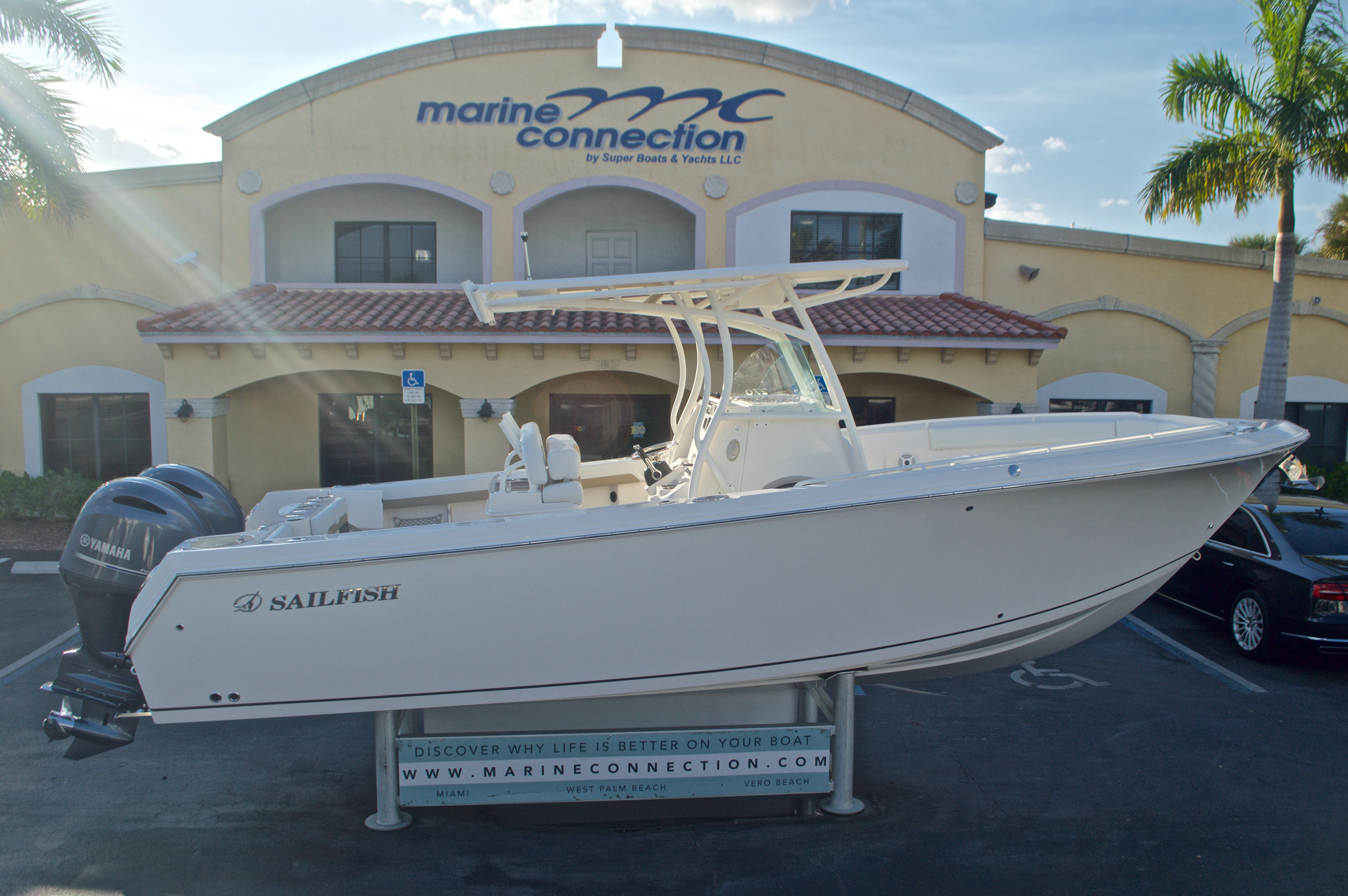 New 2016 Sailfish 270 CC Center Console boat for sale in Miami, FL