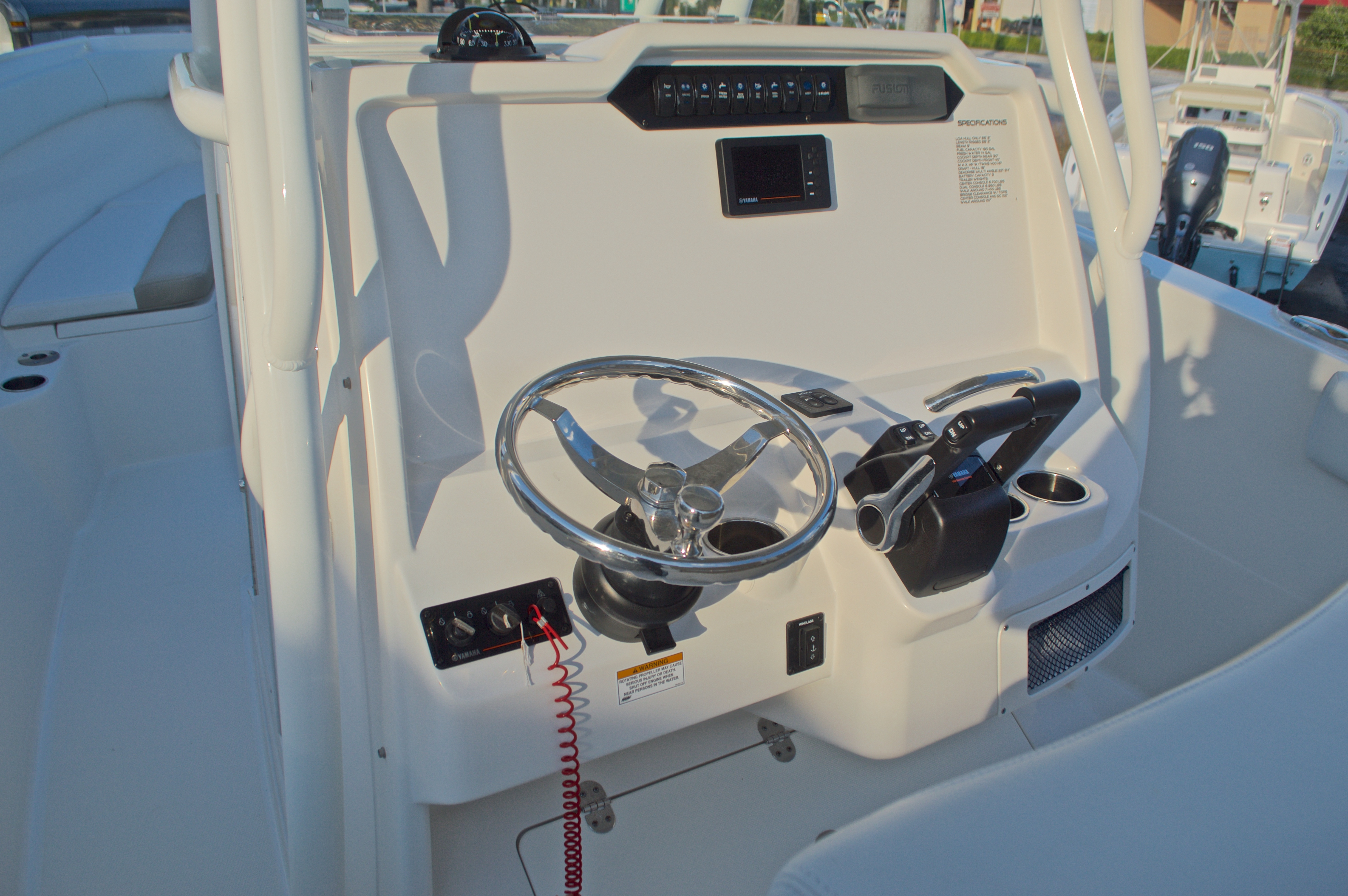 Thumbnail 42 for New 2016 Sailfish 270 CC Center Console boat for sale in Miami, FL