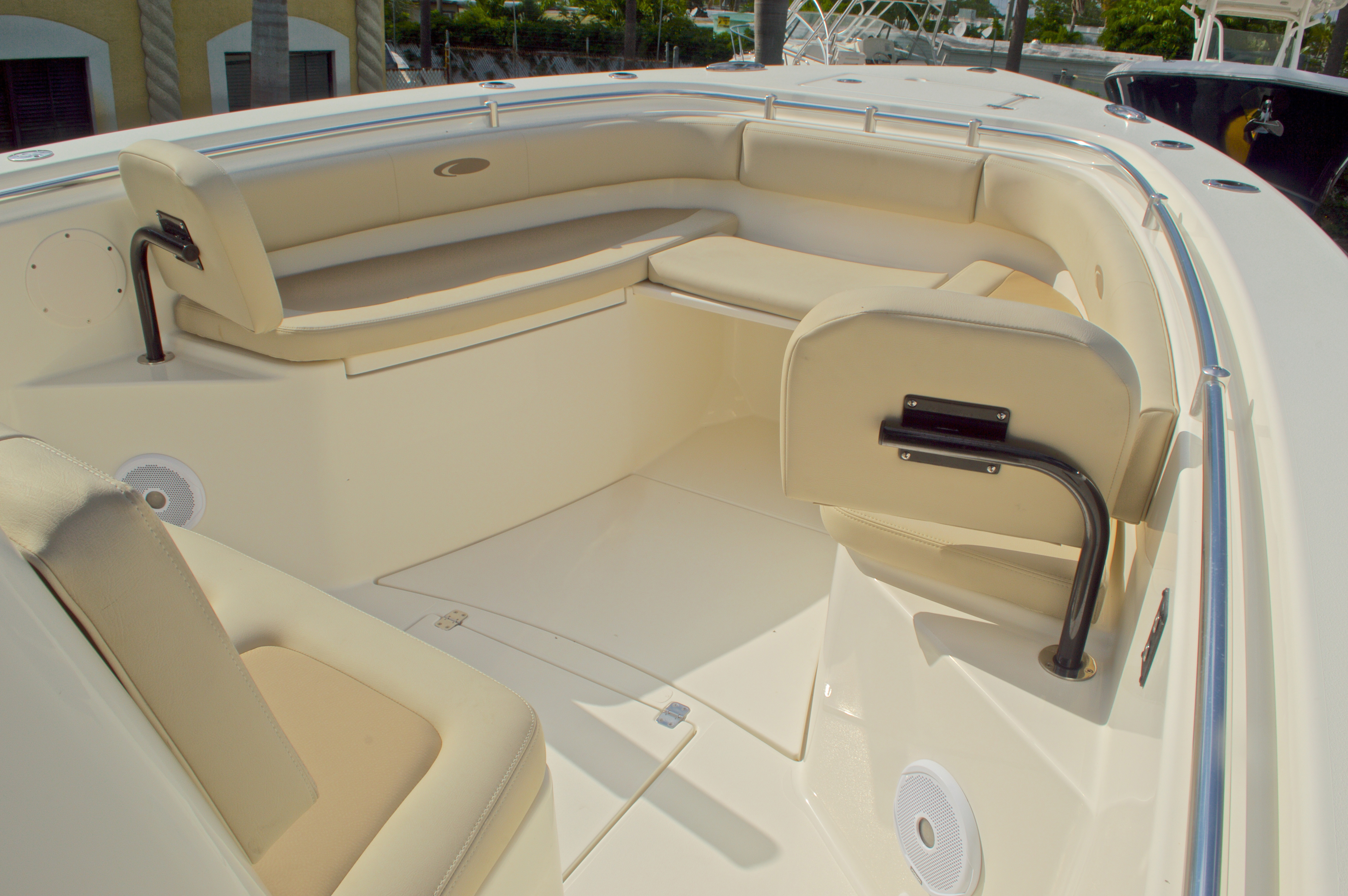 Thumbnail 50 for New 2016 Cobia 296 Center Console boat for sale in Vero Beach, FL