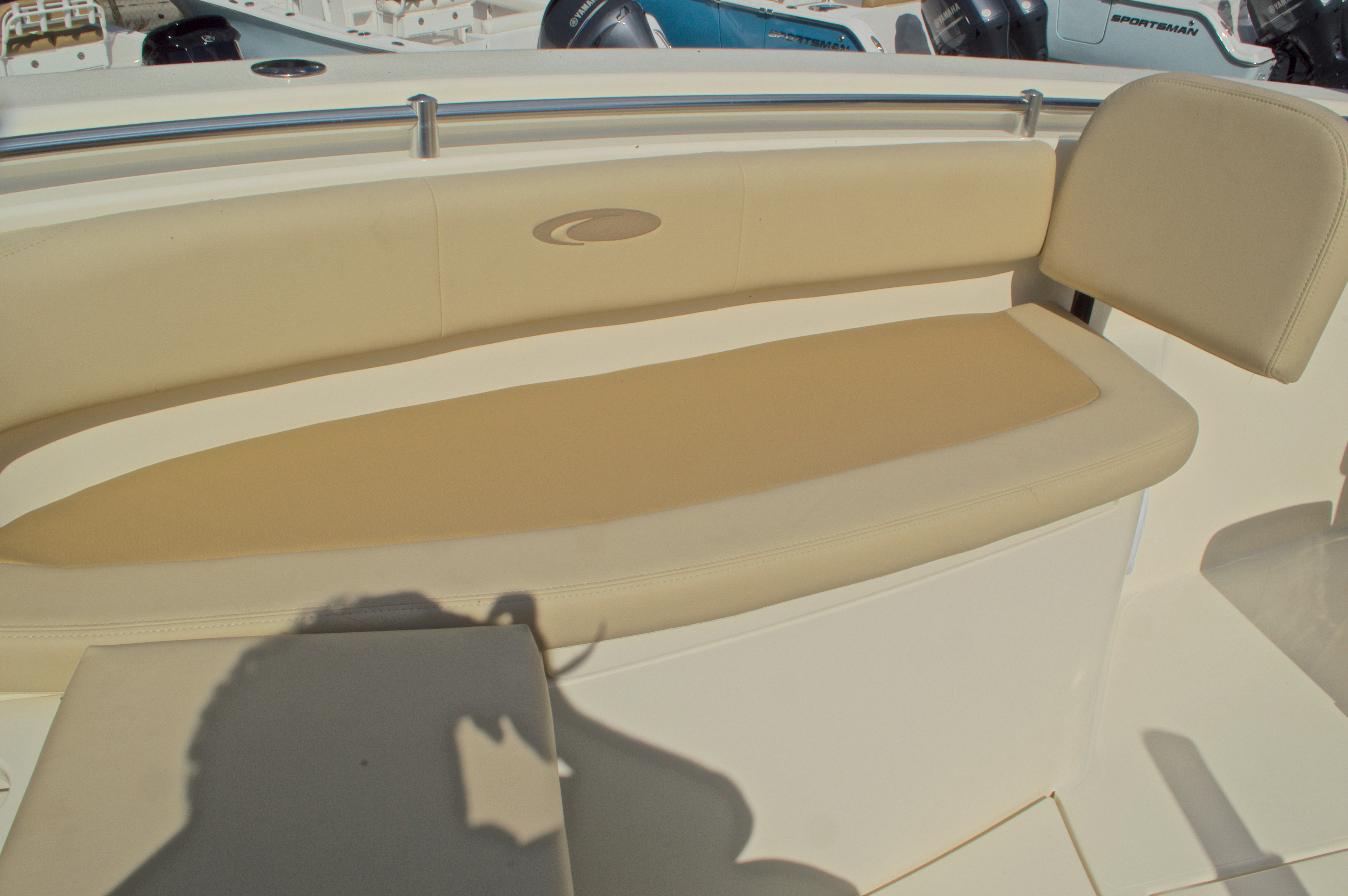 Thumbnail 55 for New 2016 Cobia 296 Center Console boat for sale in Vero Beach, FL