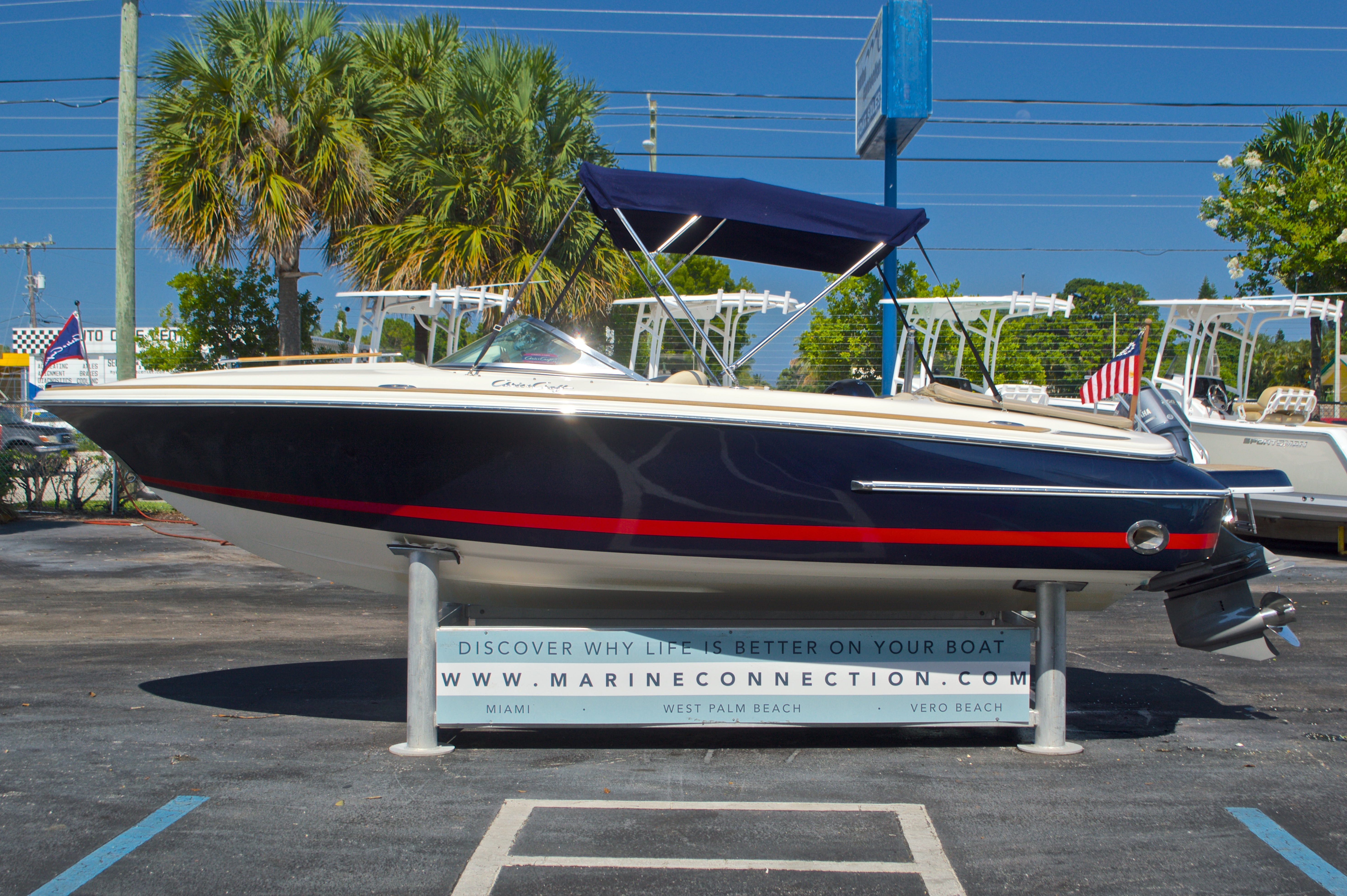 Thumbnail 4 for Used 2007 Chris-Craft 20 Speedster boat for sale in West Palm Beach, FL