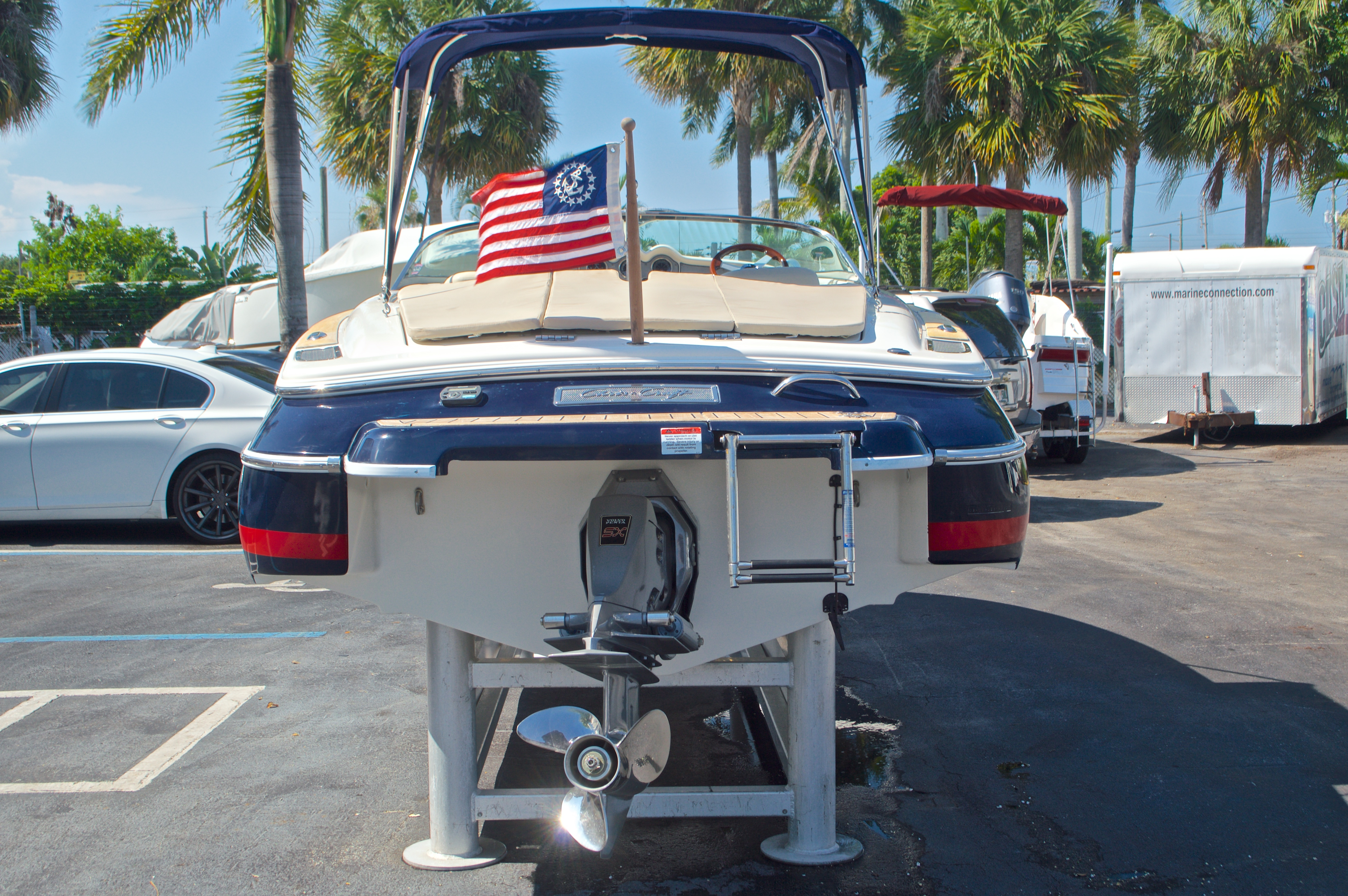 Thumbnail 6 for Used 2007 Chris-Craft 20 Speedster boat for sale in West Palm Beach, FL