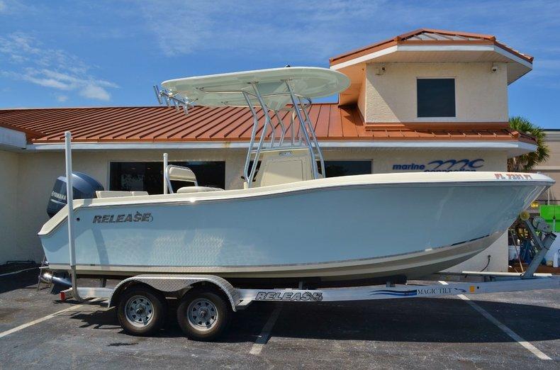 Used 2015 Release 208 RX boat for sale in Vero Beach, FL