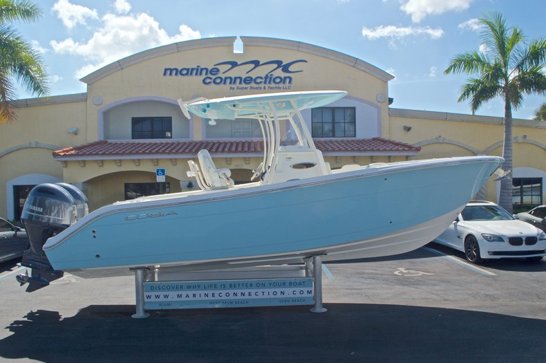 New 2016 Cobia 261 Center Console boat for sale in West Palm Beach, FL