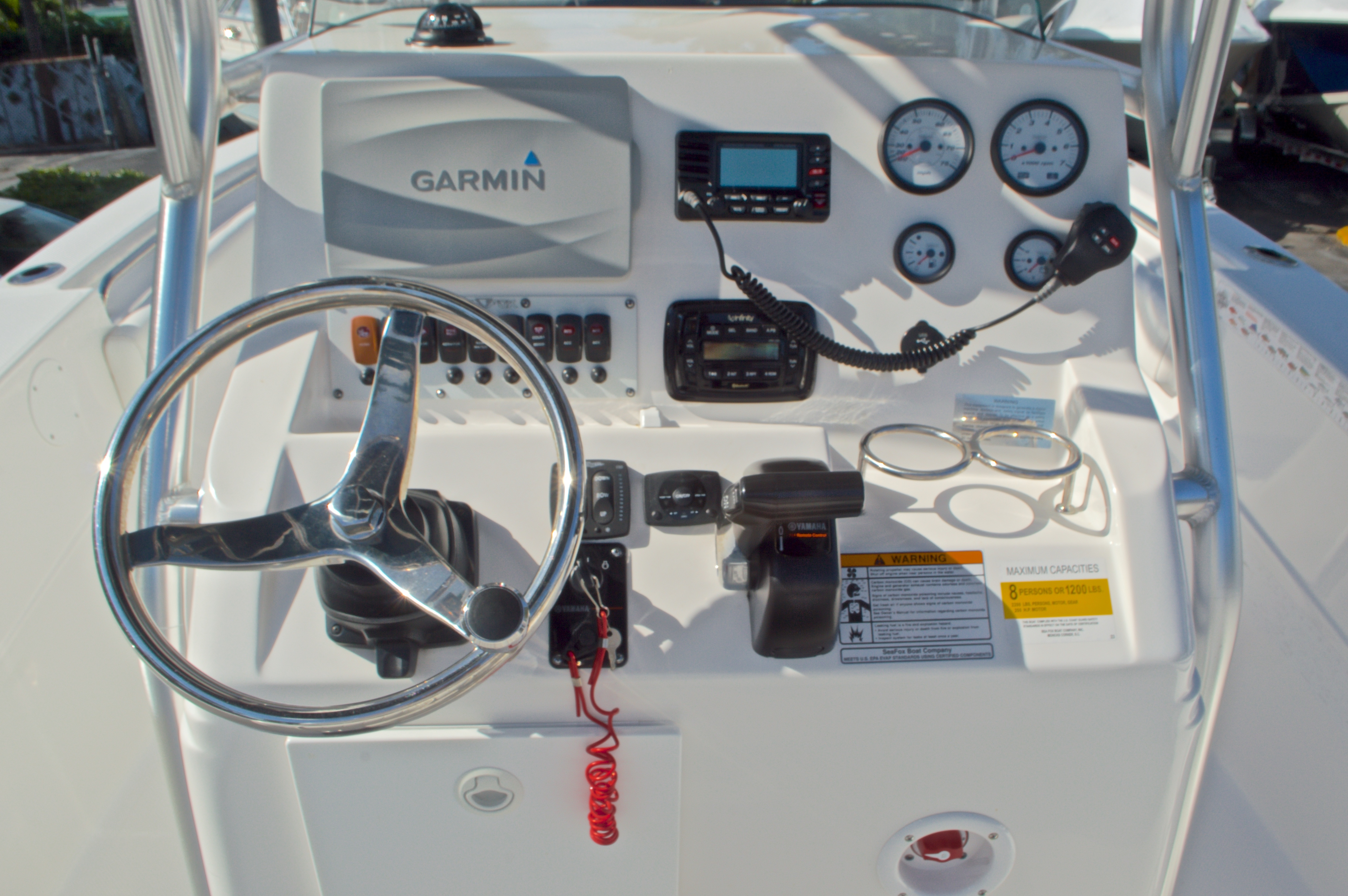 Thumbnail 30 for Used 2014 Sea Fox 226 Center Console boat for sale in West Palm Beach, FL