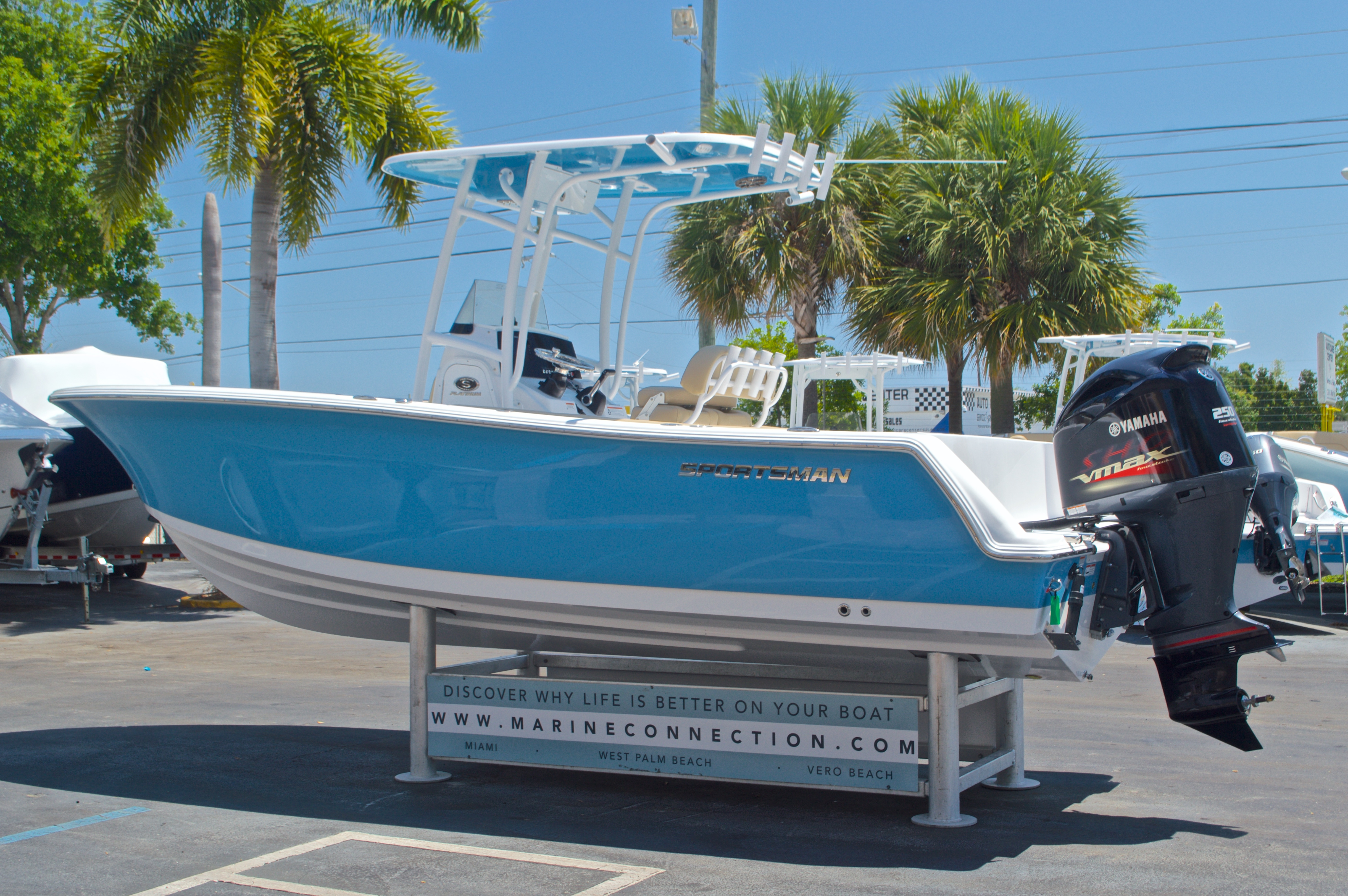 Thumbnail 6 for New 2016 Sportsman Heritage 231 Center Console boat for sale in West Palm Beach, FL