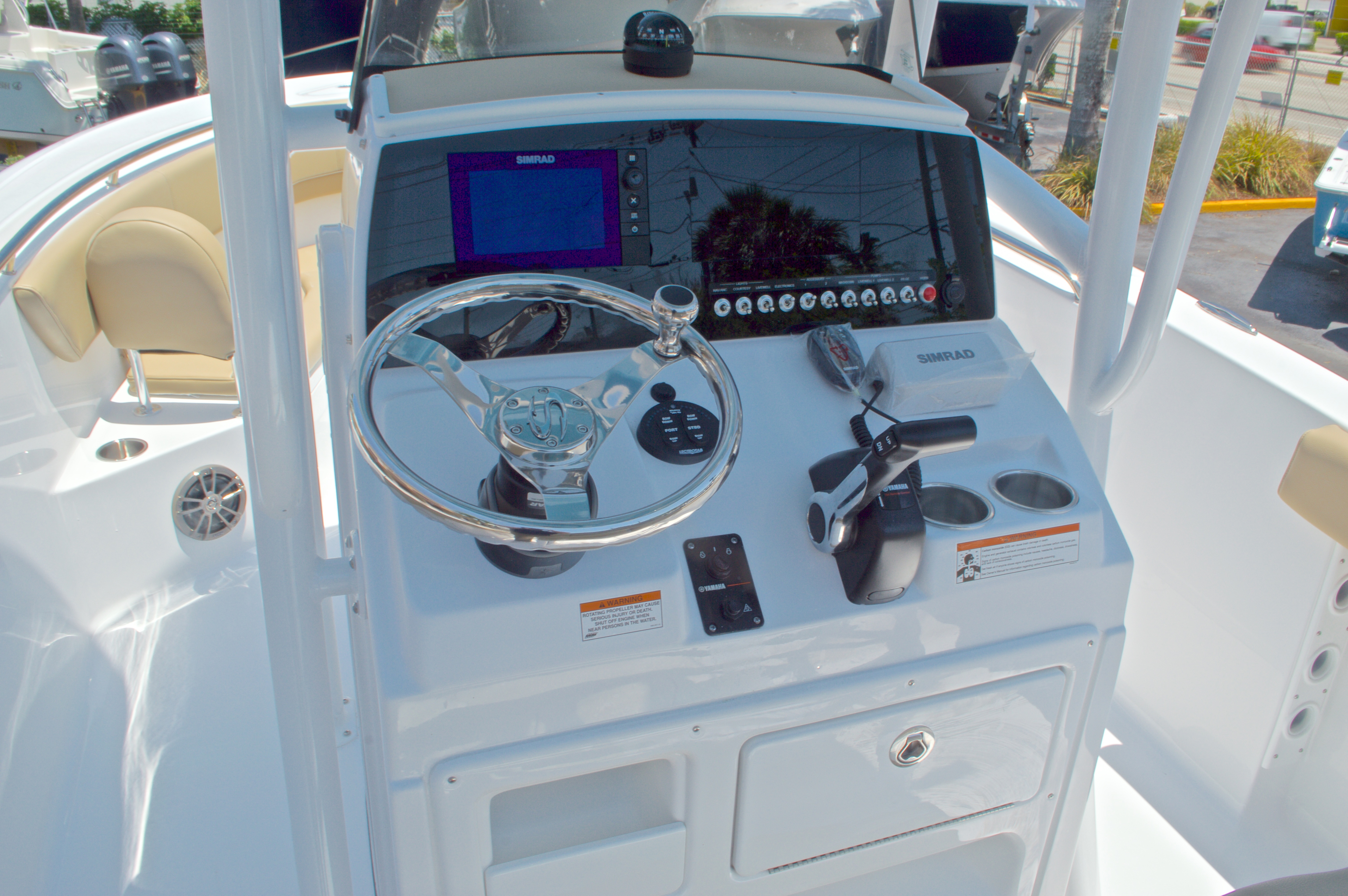 Thumbnail 23 for New 2016 Sportsman Heritage 231 Center Console boat for sale in West Palm Beach, FL