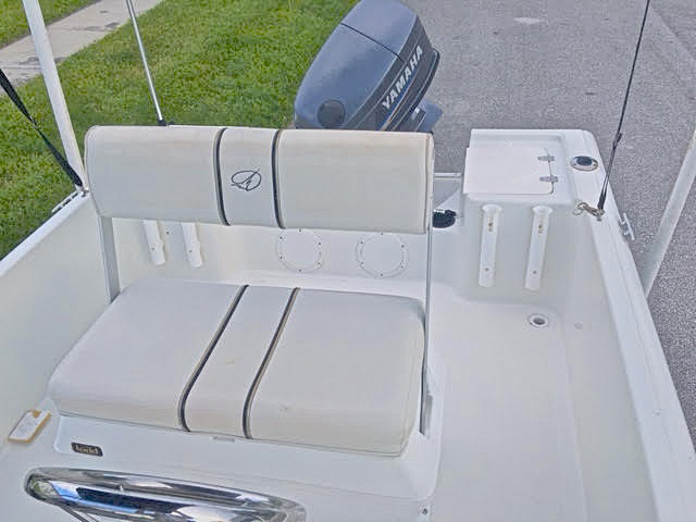 Thumbnail 6 for Used 2004 Sailfish 174 Center Console boat for sale in West Palm Beach, FL