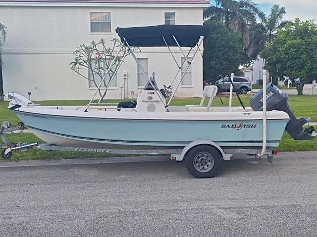 Used 2004 Sailfish 174 Center Console boat for sale in West Palm Beach, FL