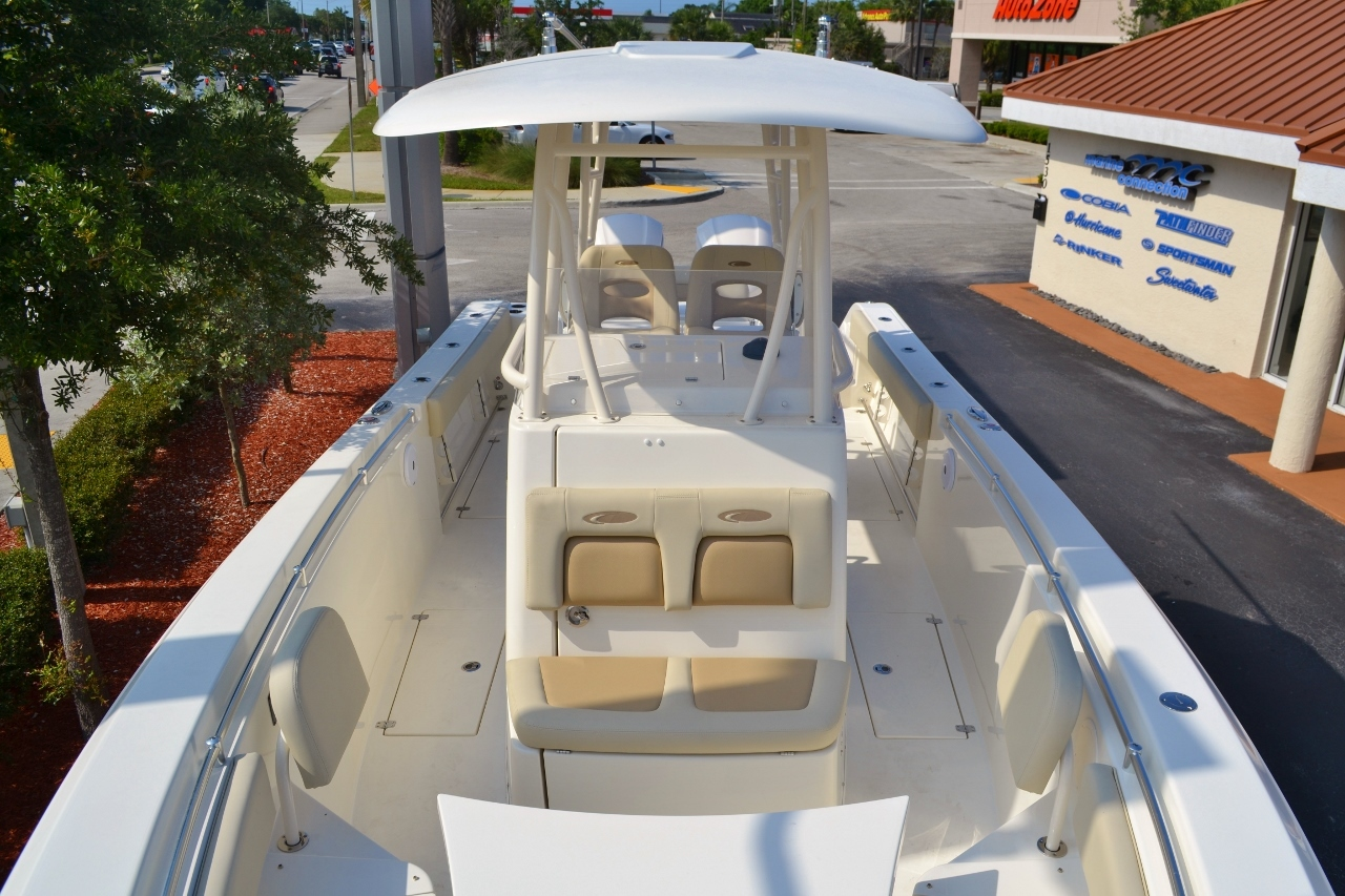 Thumbnail 10 for New 2016 Cobia 296 Center Console boat for sale in Miami, FL