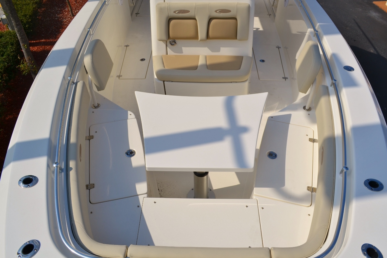 Thumbnail 11 for New 2016 Cobia 296 Center Console boat for sale in Miami, FL
