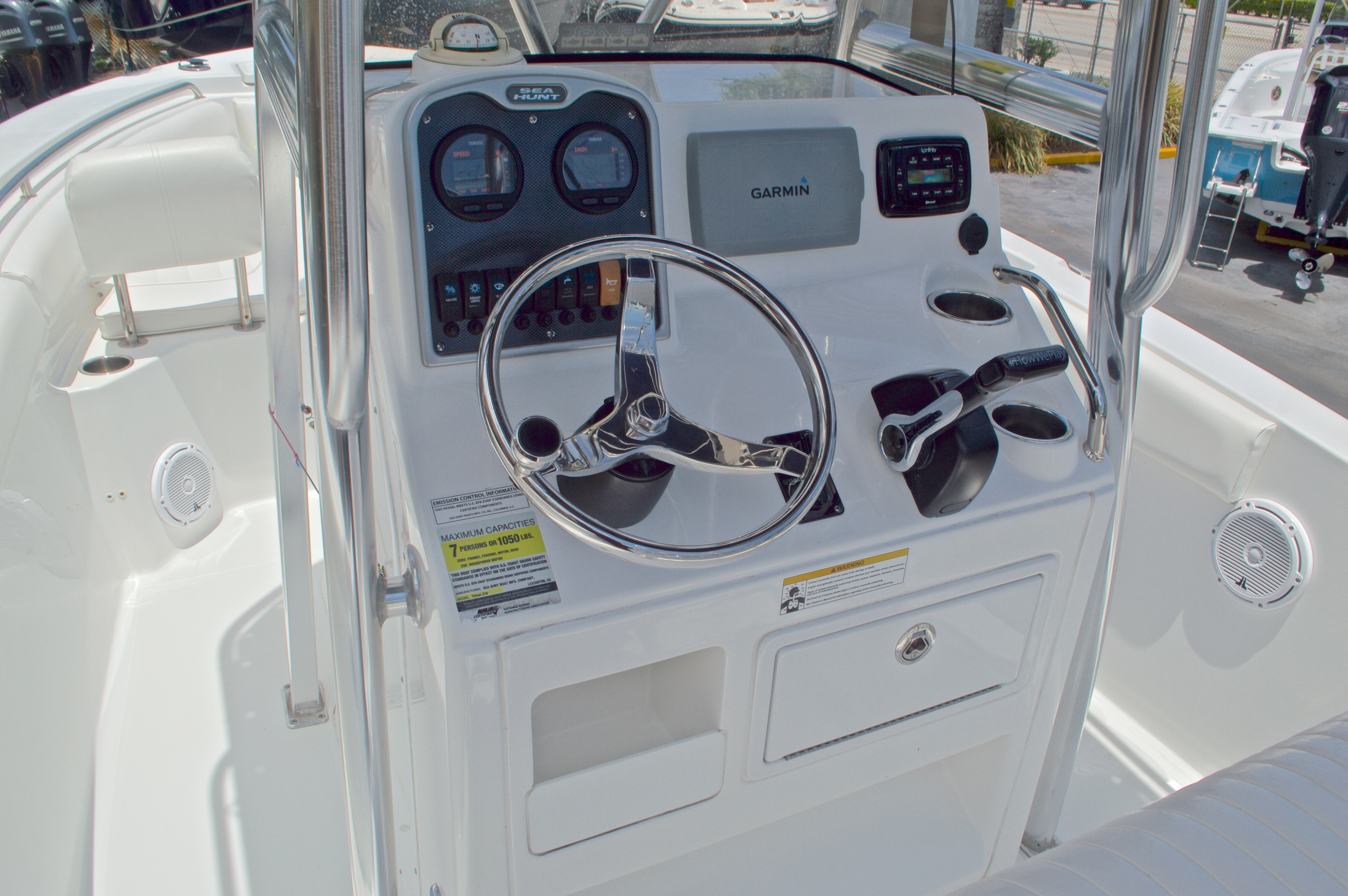 Thumbnail 27 for Used 2013 Sea Hunt 210 Triton boat for sale in West Palm Beach, FL