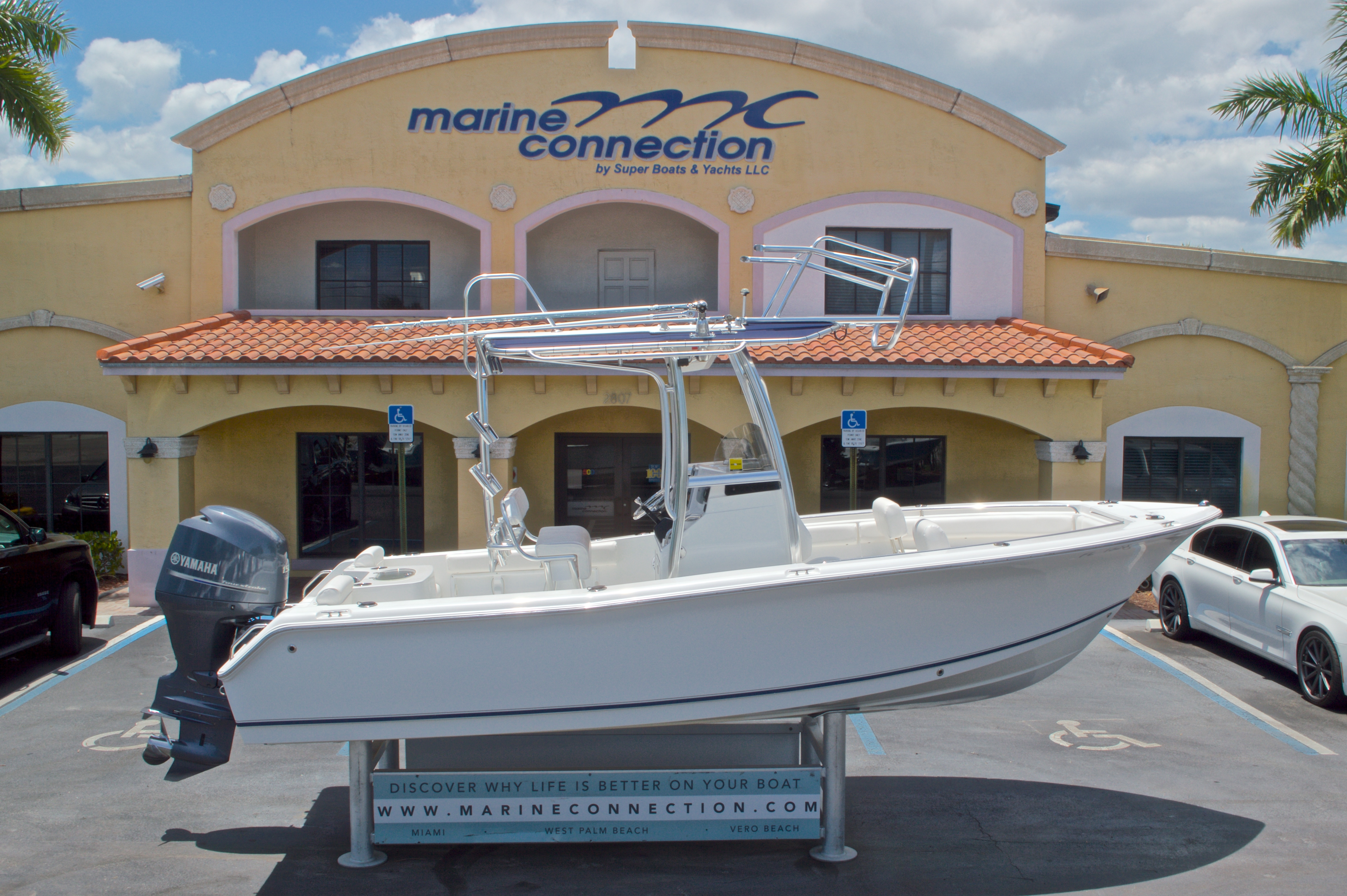 Thumbnail 1 for Used 2013 Sea Hunt 210 Triton boat for sale in West Palm Beach, FL
