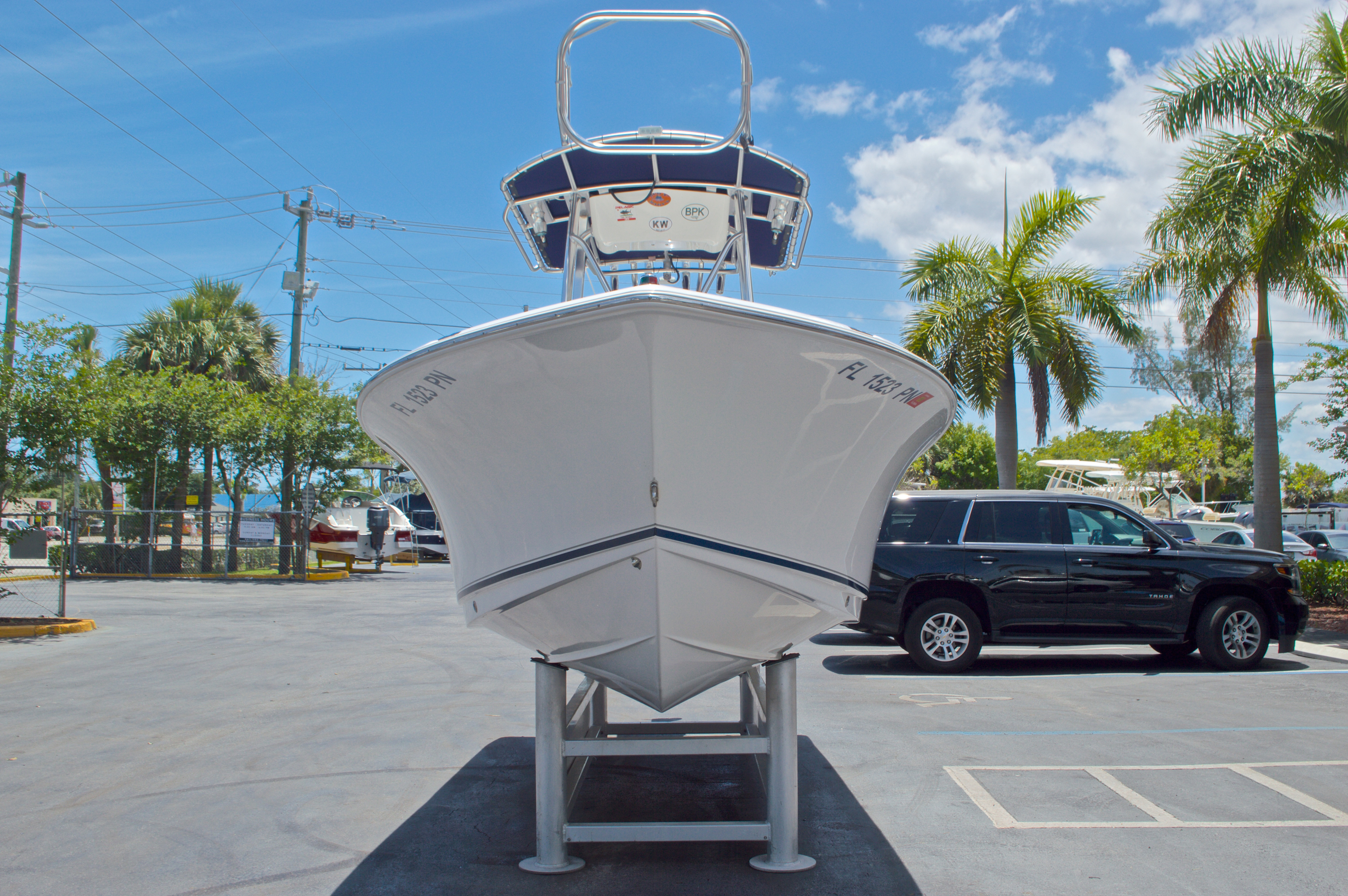 Thumbnail 3 for Used 2013 Sea Hunt 210 Triton boat for sale in West Palm Beach, FL