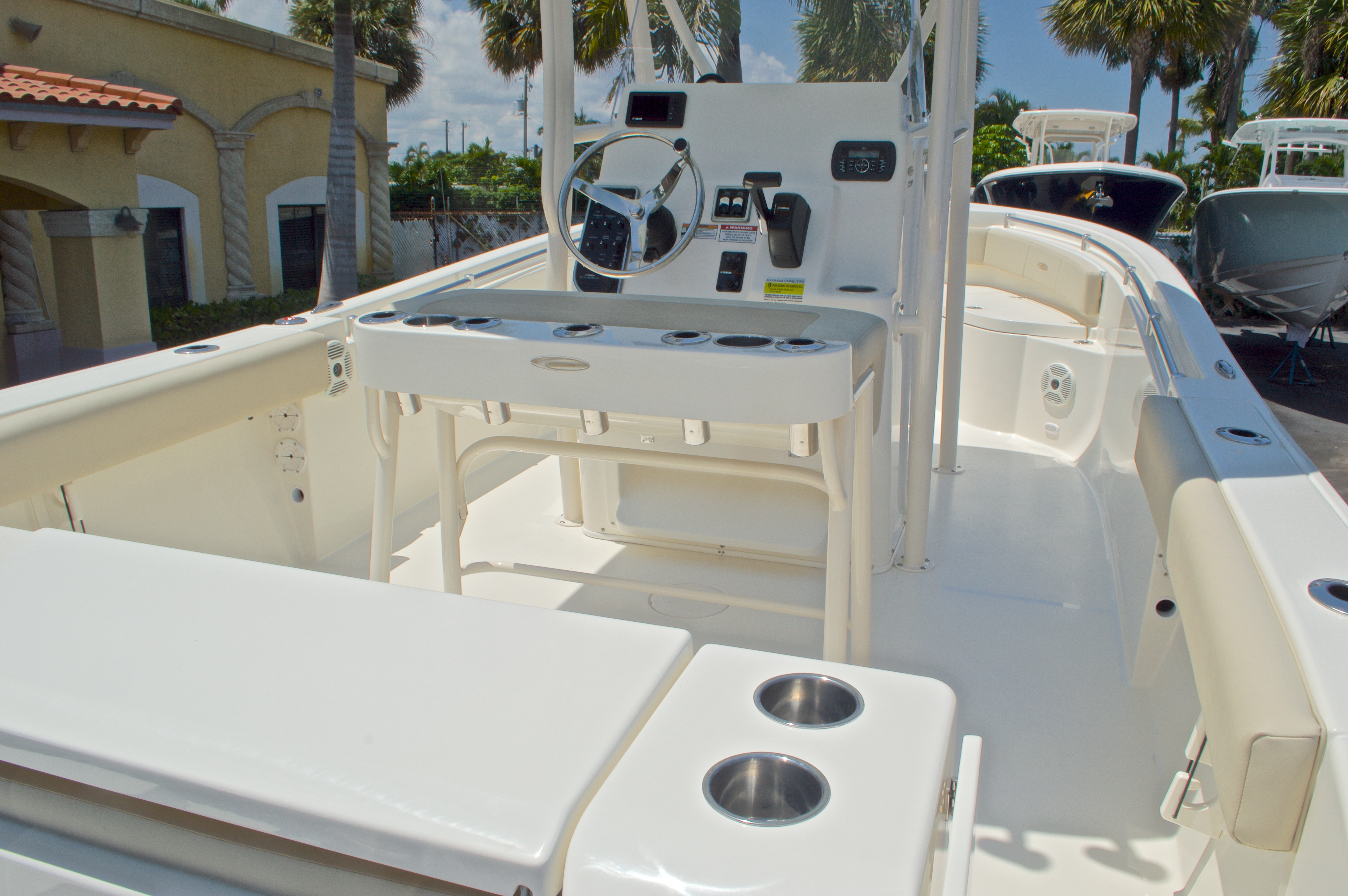 Thumbnail 9 for New 2017 Cobia 220 Center Console boat for sale in West Palm Beach, FL