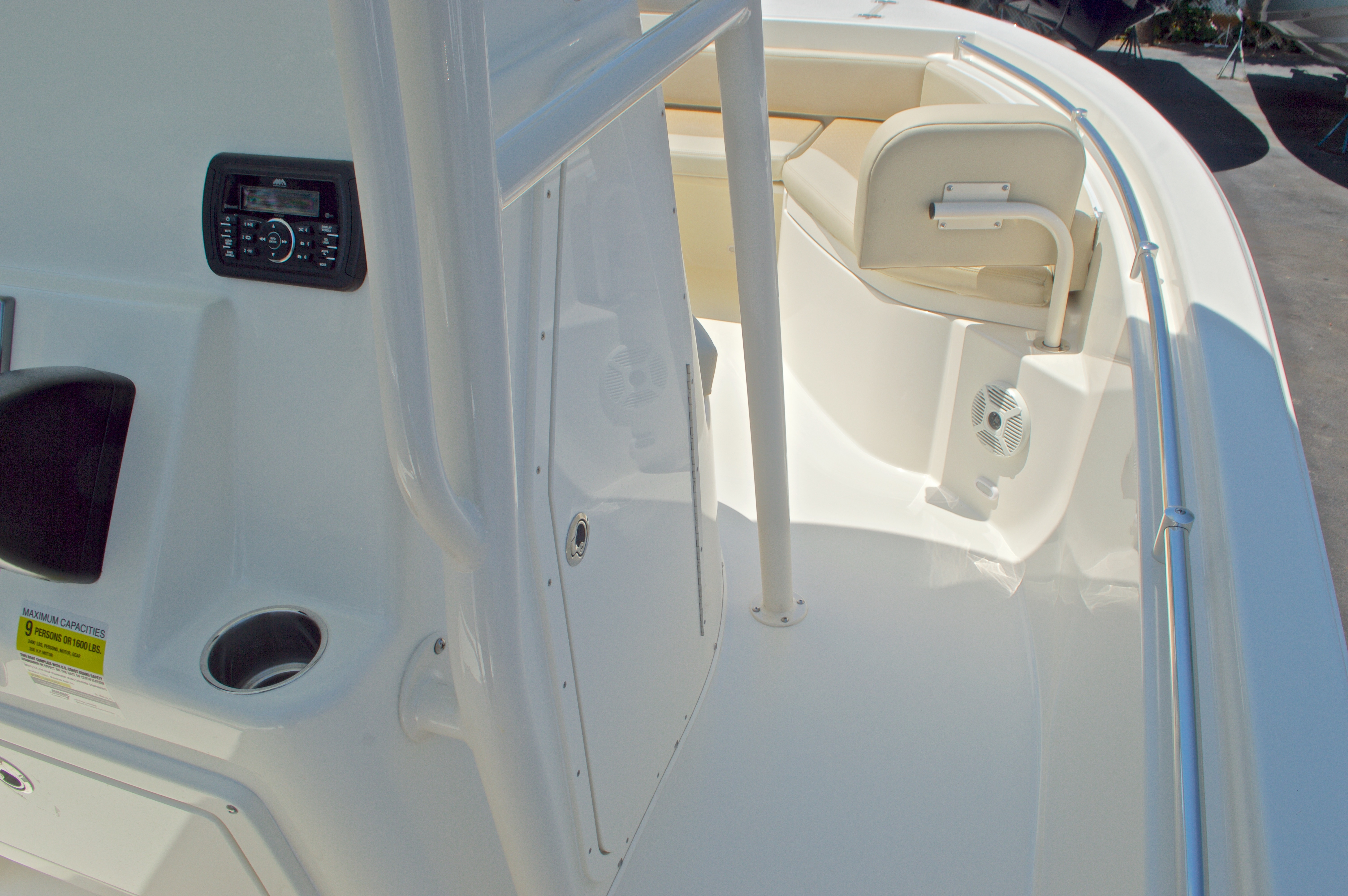 Thumbnail 24 for New 2017 Cobia 220 Center Console boat for sale in West Palm Beach, FL