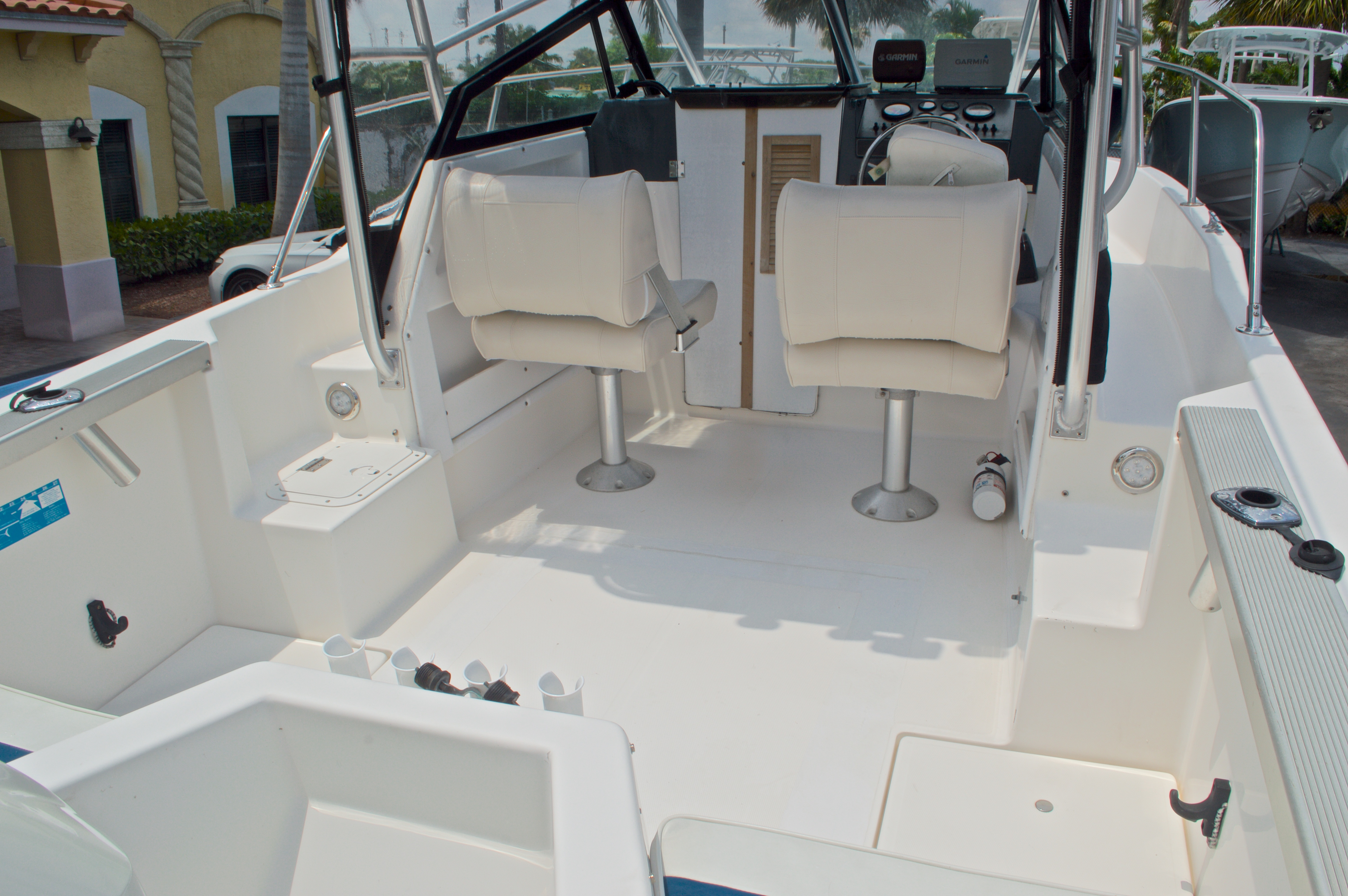 Thumbnail 24 for Used 1998 Bayliner Trophy 2002 WA Walkaround boat for sale in West Palm Beach, FL