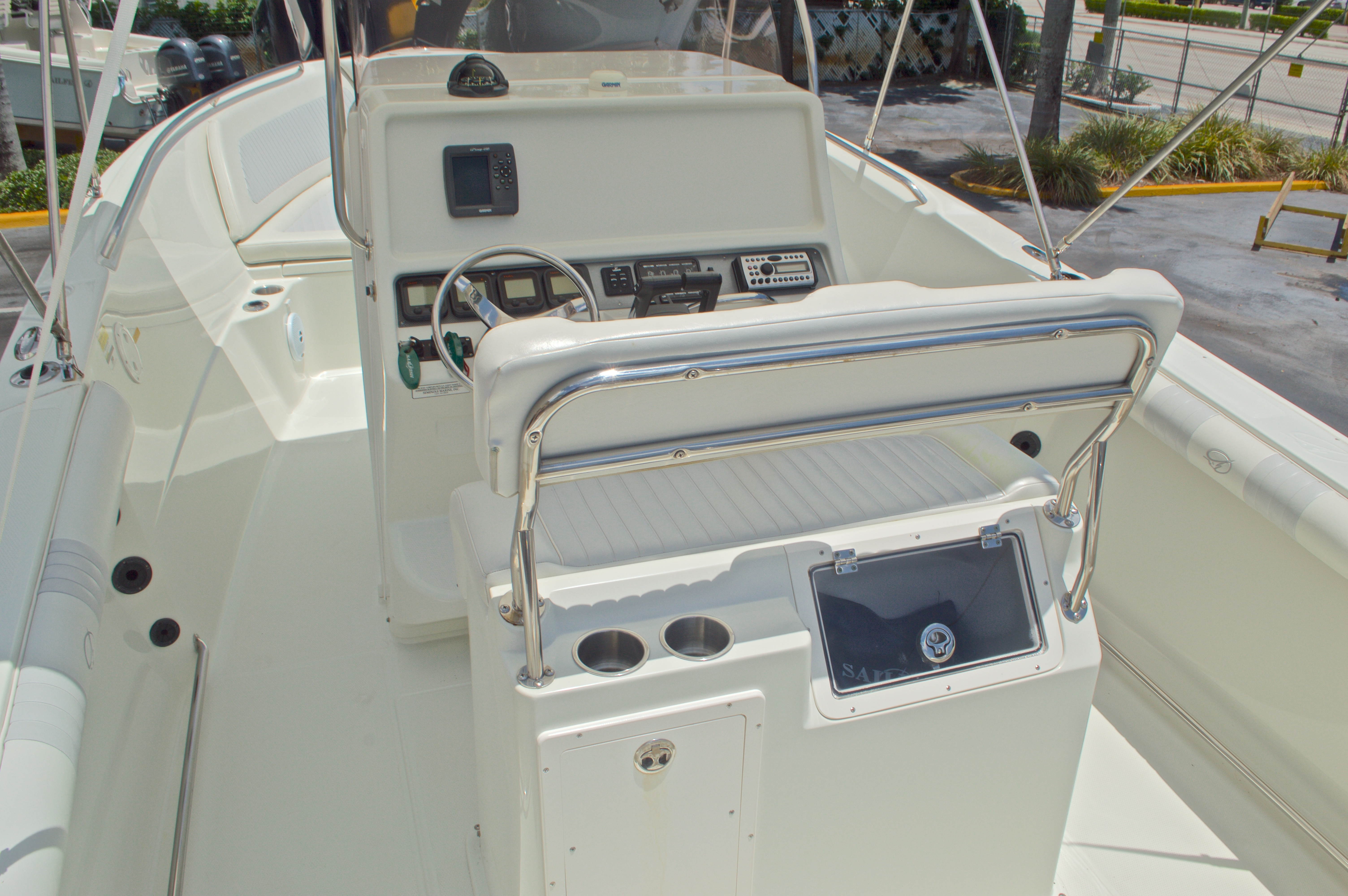 Thumbnail 10 for Used 2007 Sailfish 2360 CC Center Console boat for sale in West Palm Beach, FL