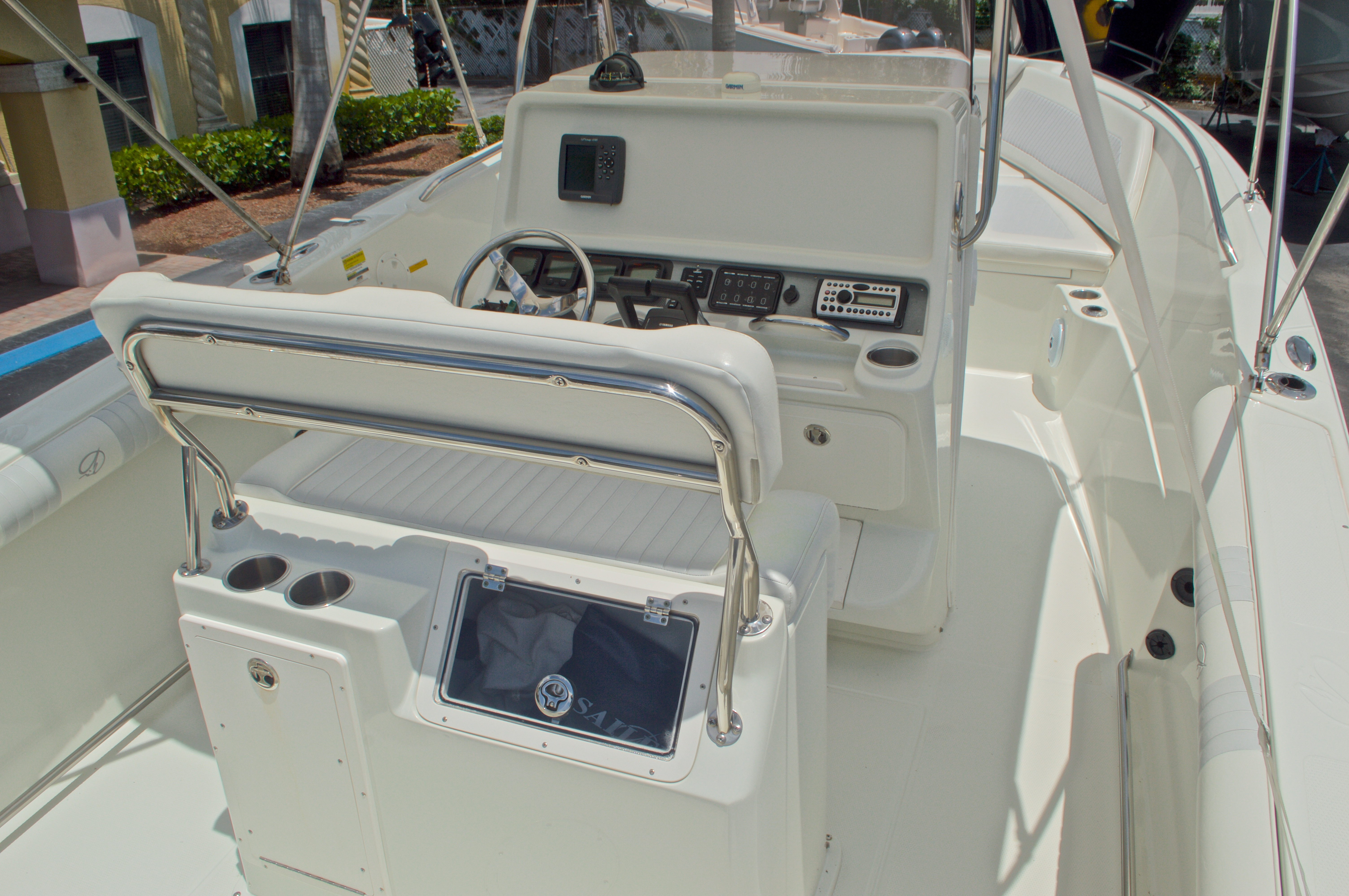 Thumbnail 11 for Used 2007 Sailfish 2360 CC Center Console boat for sale in West Palm Beach, FL