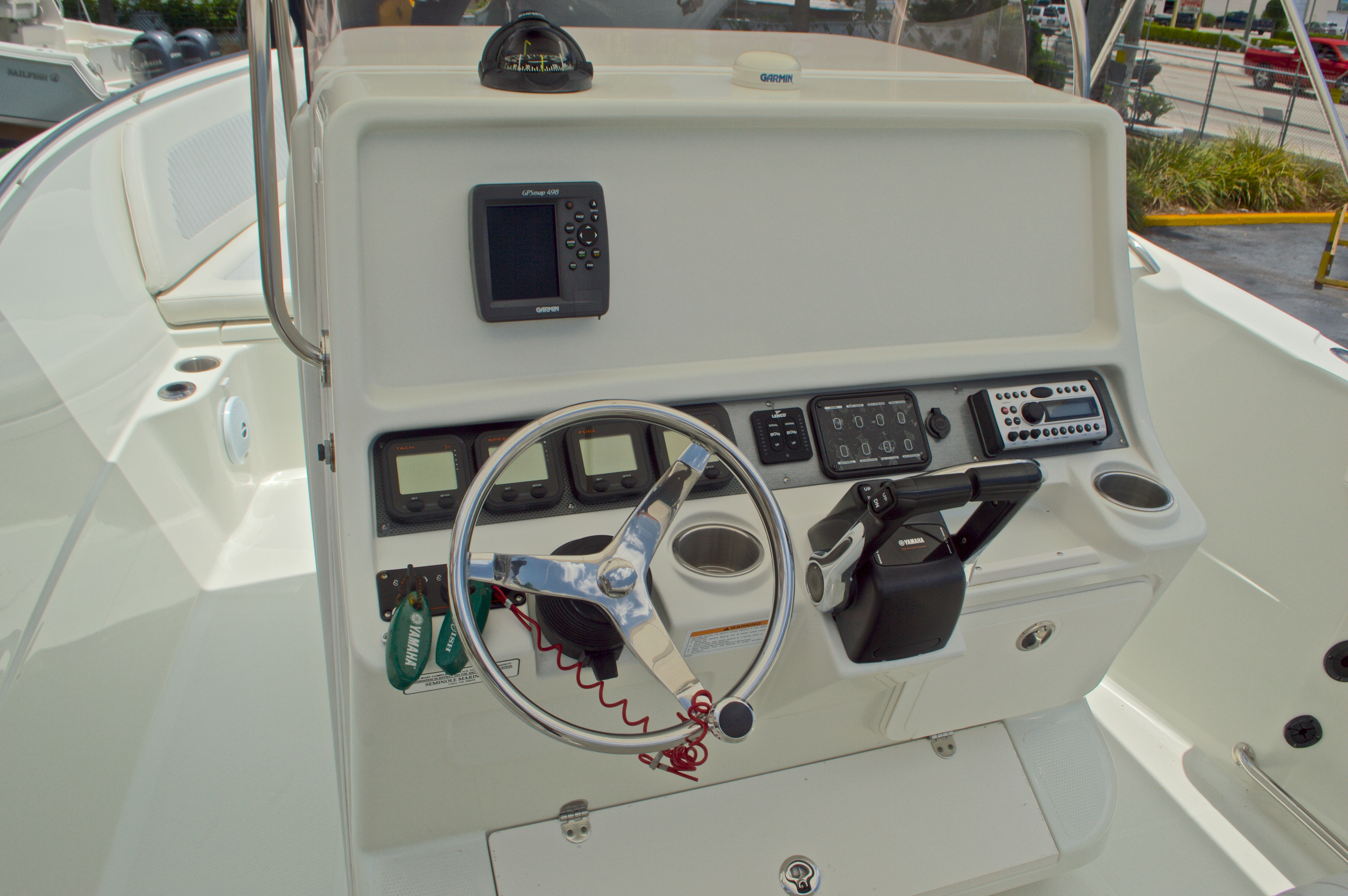 Thumbnail 26 for Used 2007 Sailfish 2360 CC Center Console boat for sale in West Palm Beach, FL