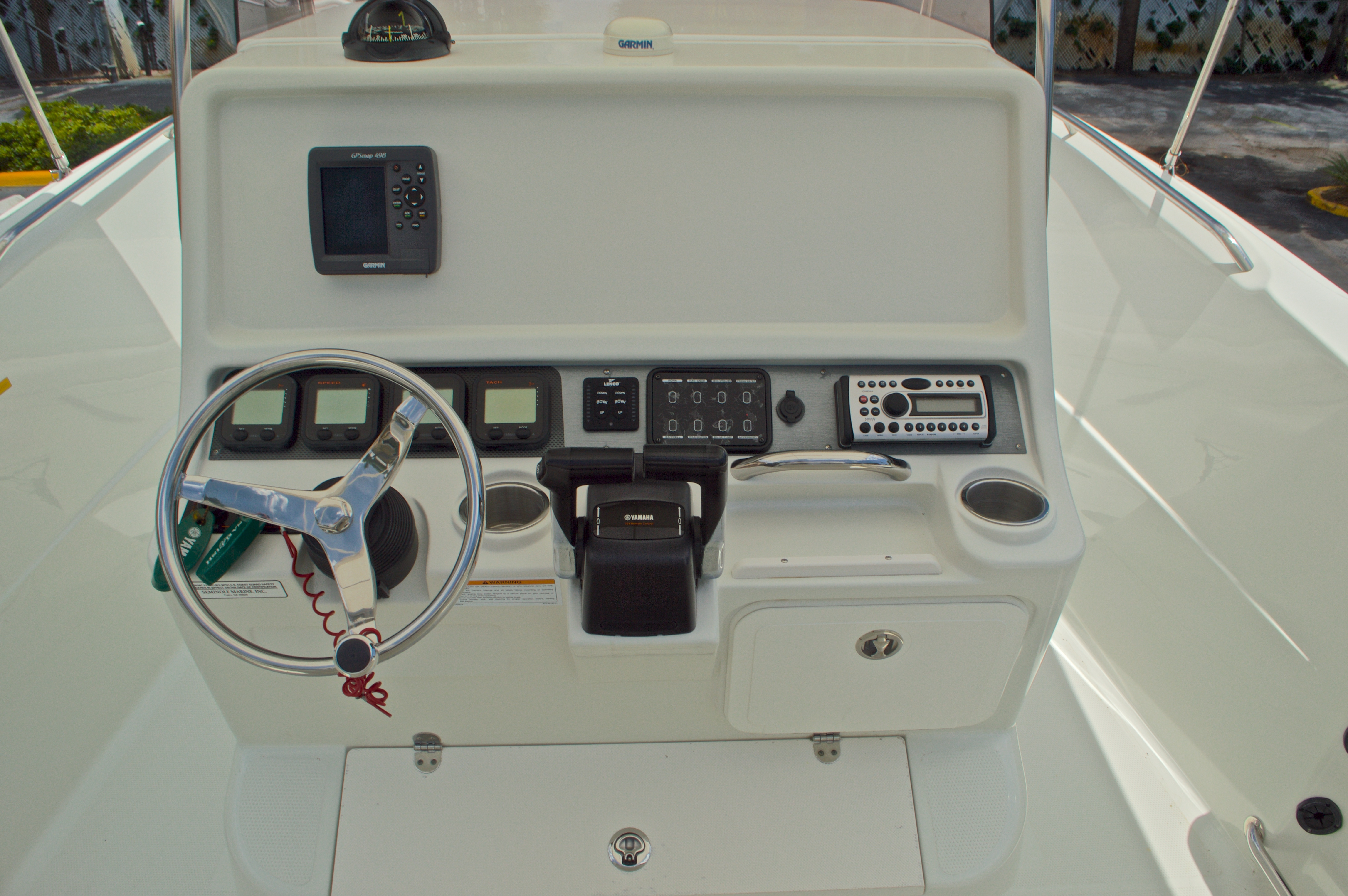 Thumbnail 27 for Used 2007 Sailfish 2360 CC Center Console boat for sale in West Palm Beach, FL