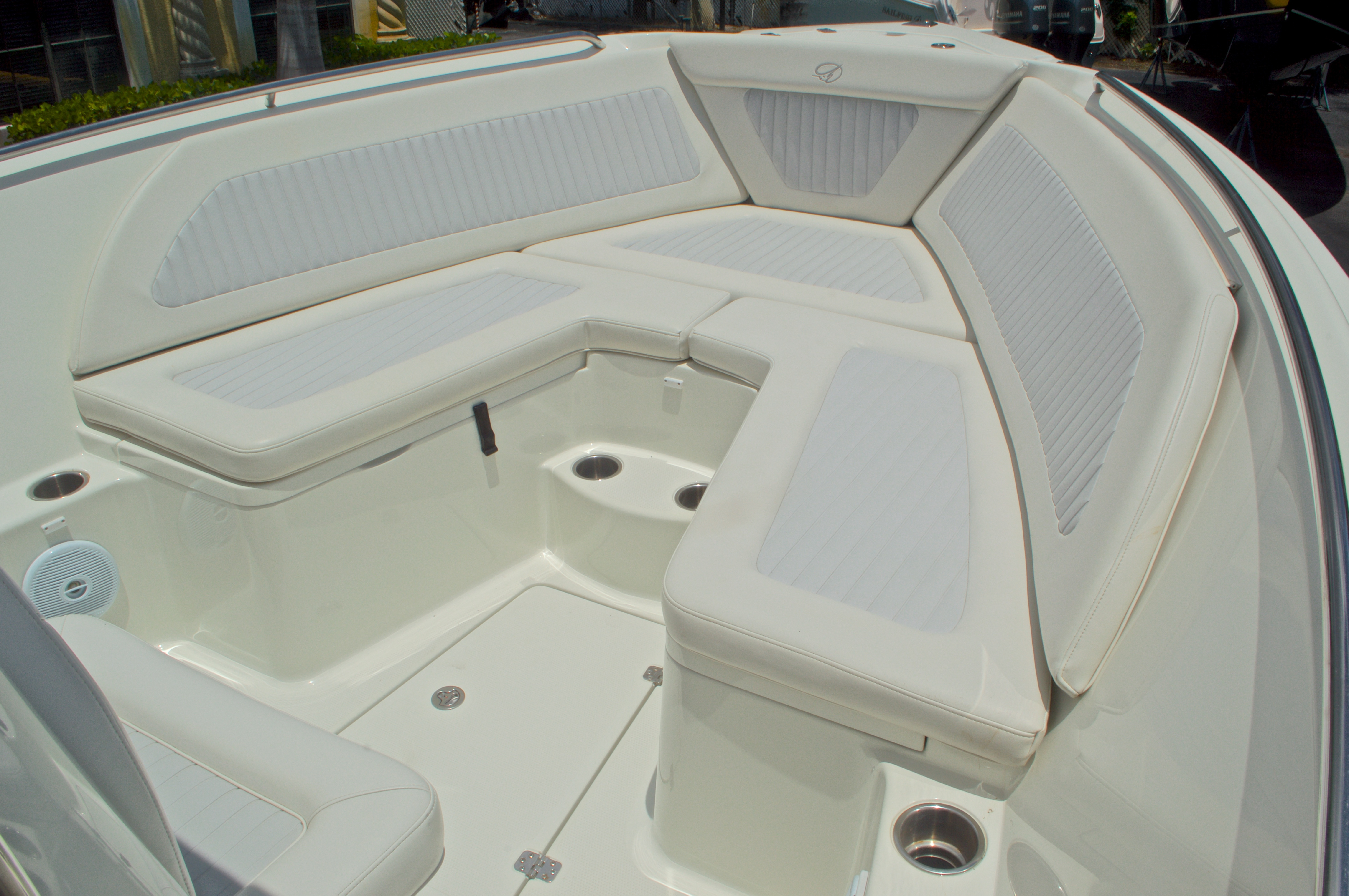 Thumbnail 39 for Used 2007 Sailfish 2360 CC Center Console boat for sale in West Palm Beach, FL